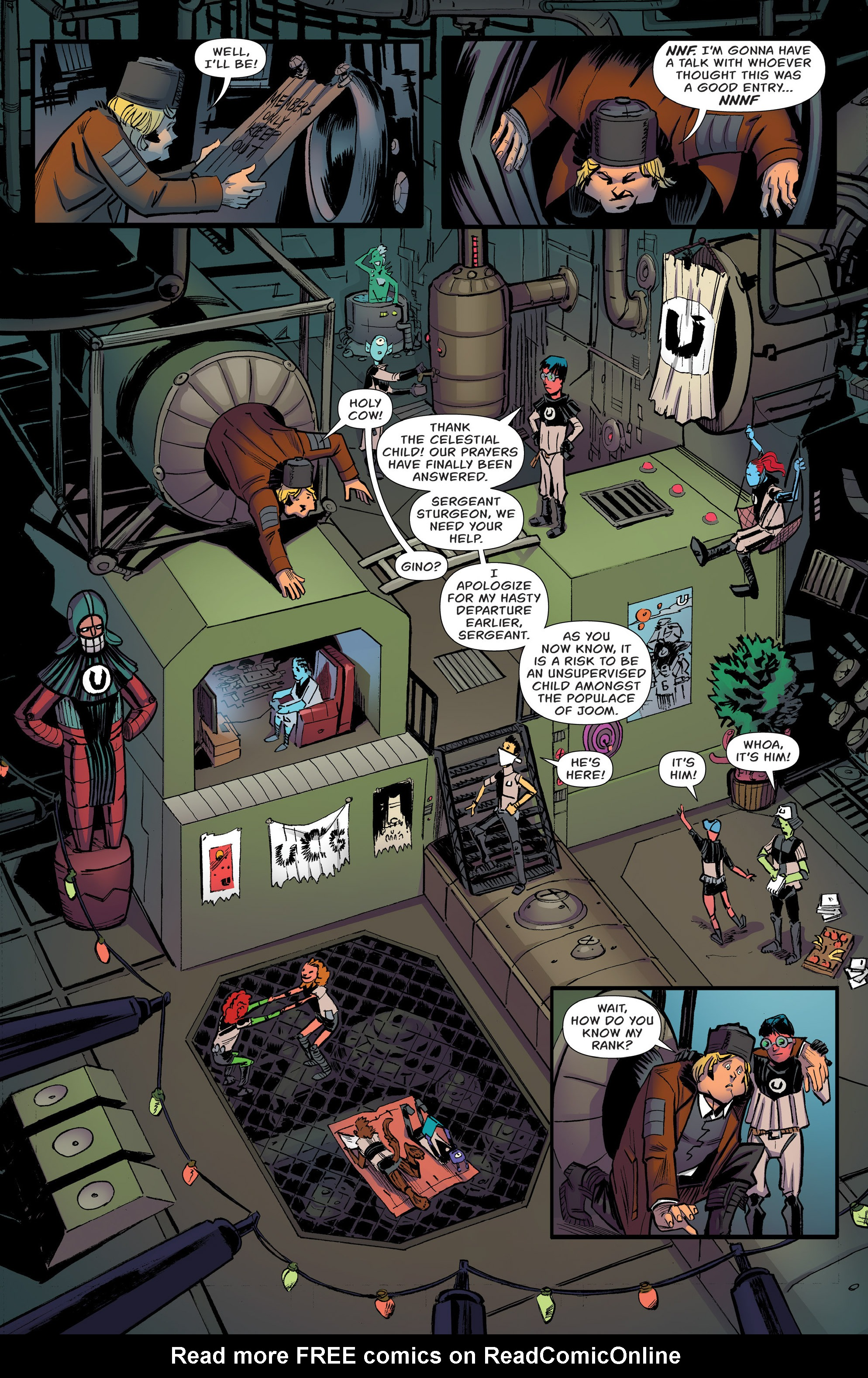 Read online Shutter comic -  Issue #27 - 25