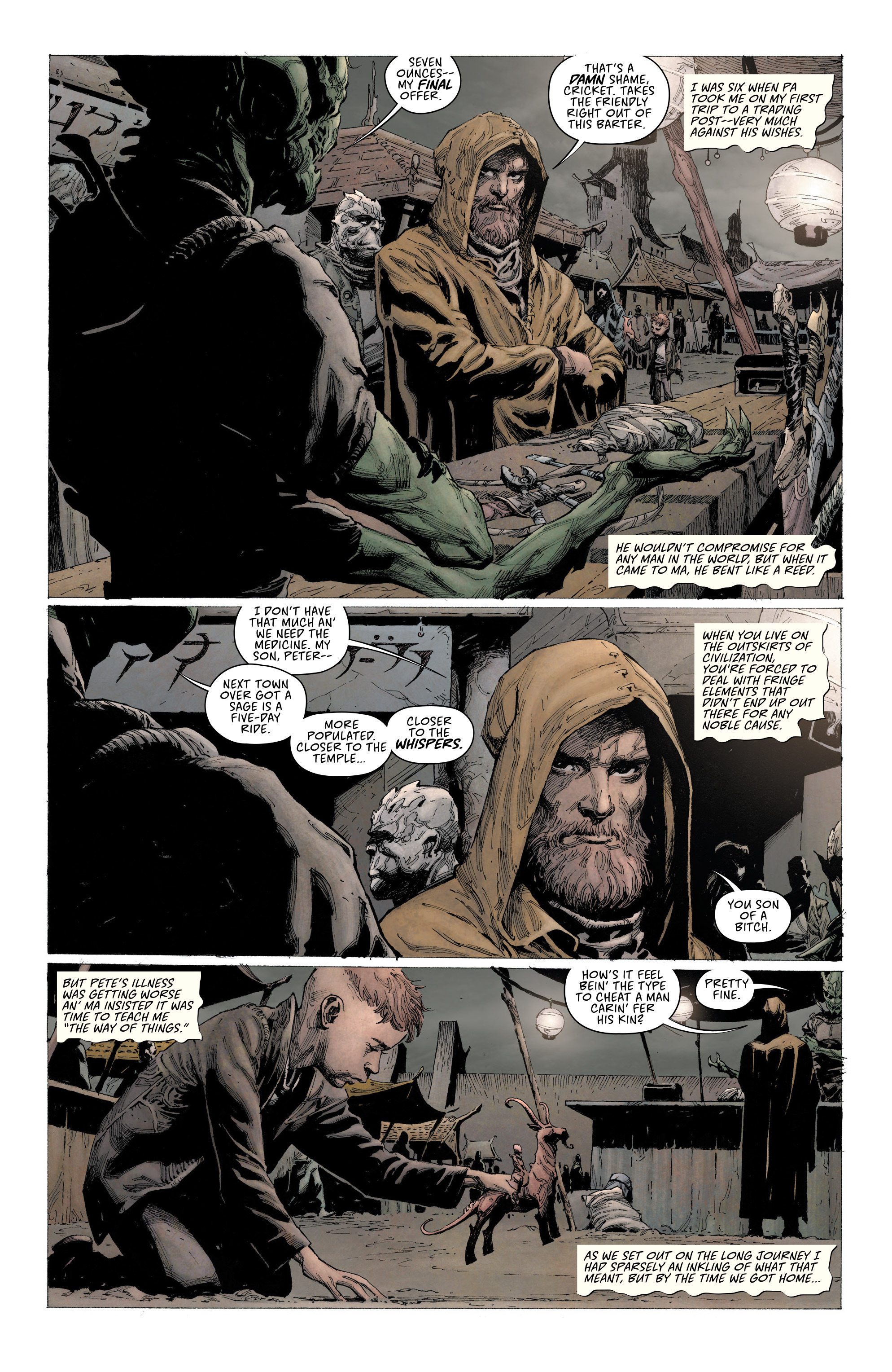 Read online Seven To Eternity comic -  Issue #2 - 4