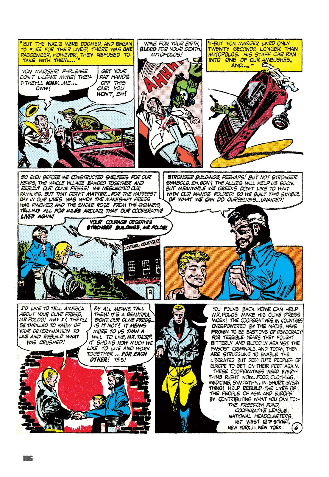 Read online The Joe Kubert Archives comic -  Issue # TPB (Part 2) - 17