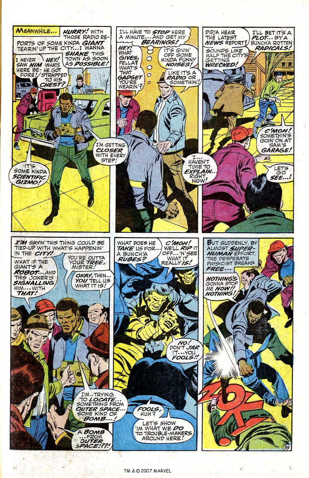 Silver Surfer (1968) issue 5 - Page 43