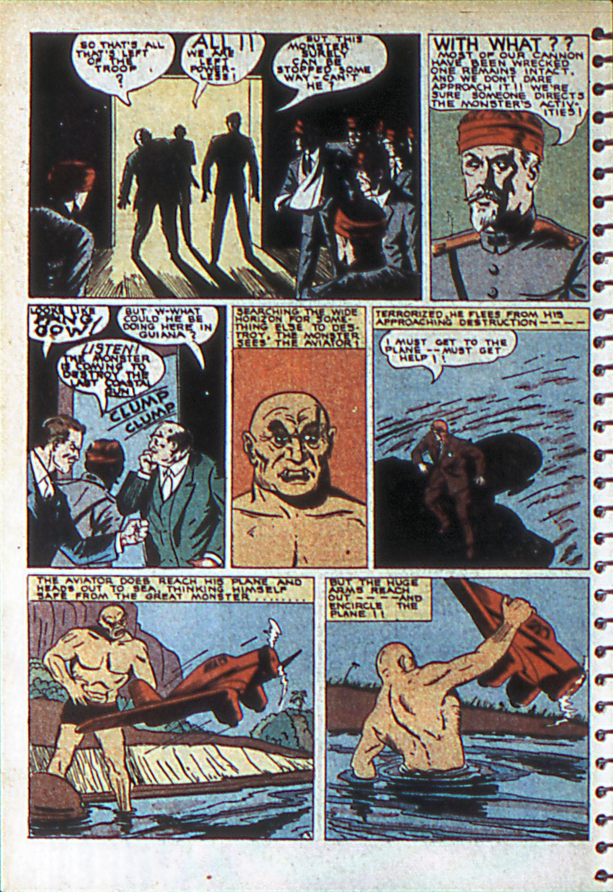 Read online Adventure Comics (1938) comic -  Issue #55 - 15
