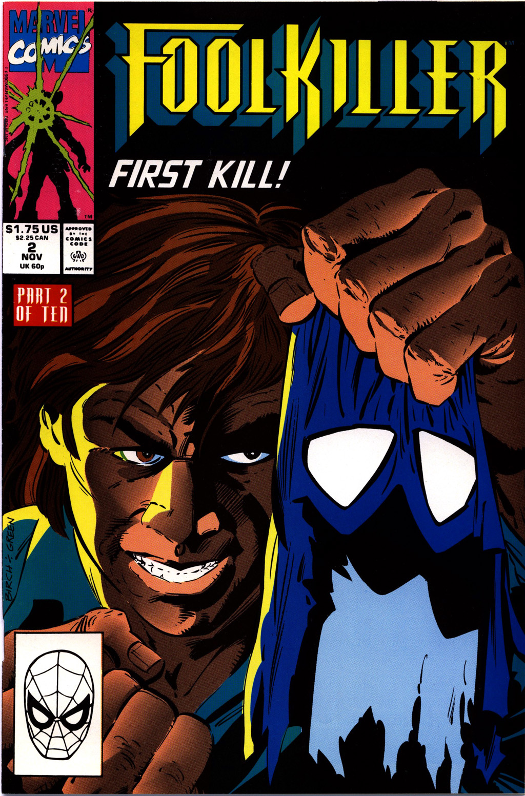 Foolkiller (1990) issue 2 - Page 1