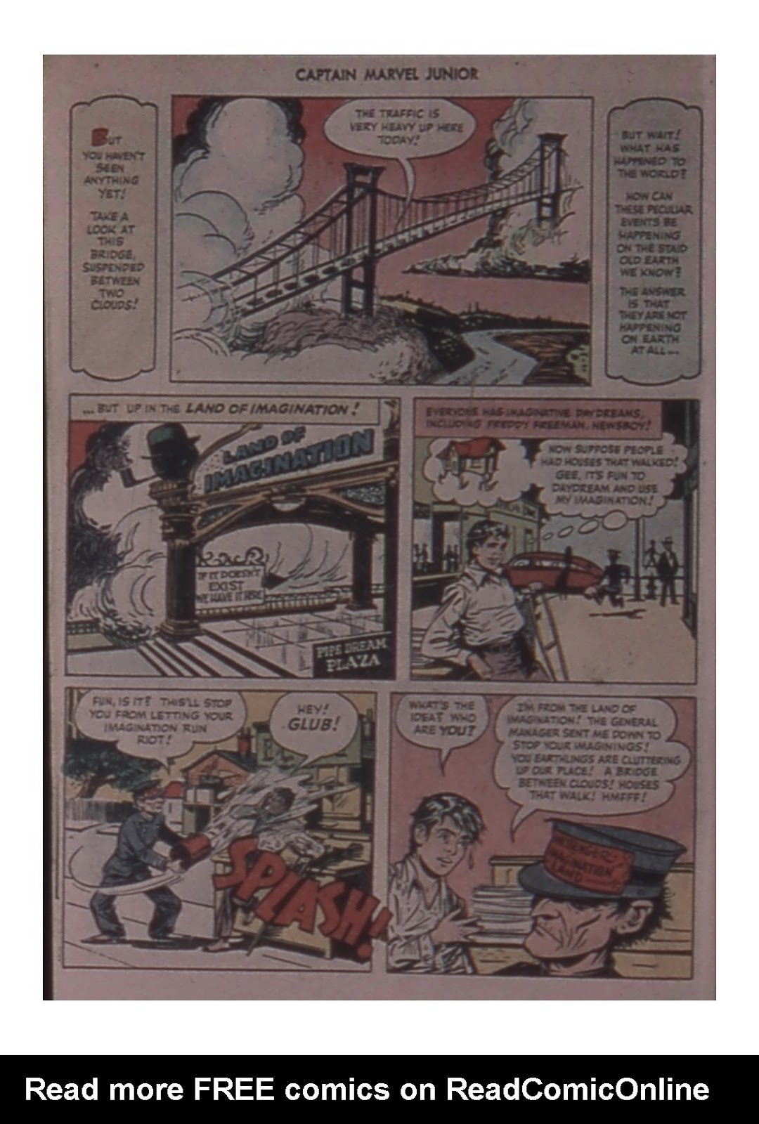 Captain Marvel, Jr. issue 81 - Page 6