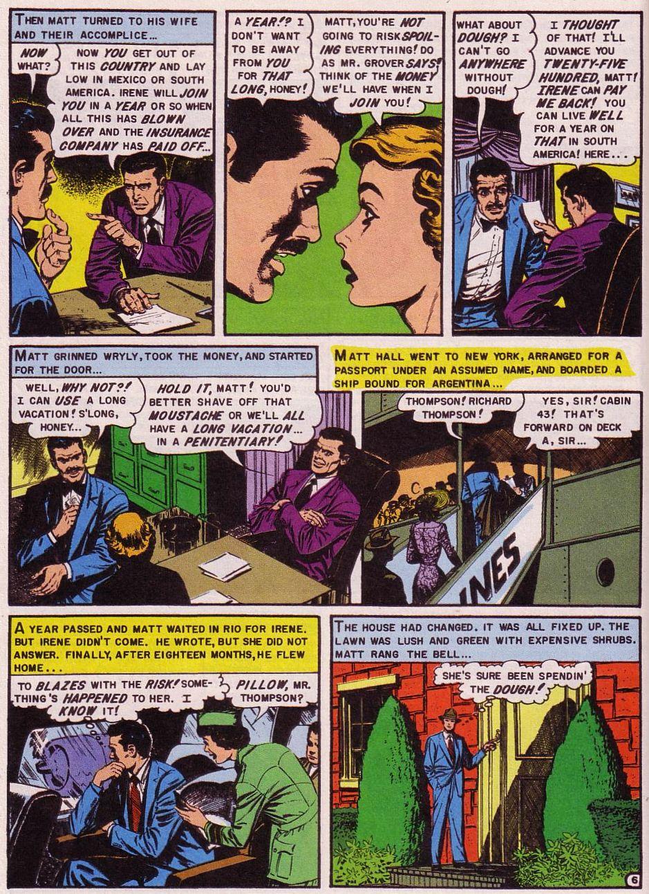 Read online Shock SuspenStories comic -  Issue #18 - 13