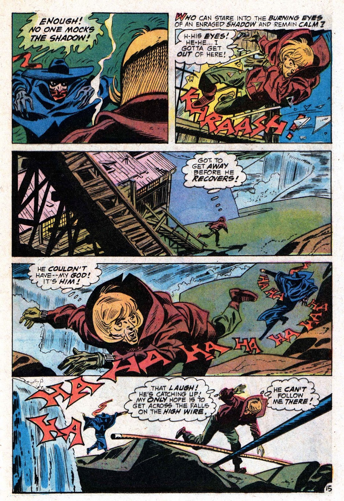 The Shadow (1973) issue 9 - Page 24