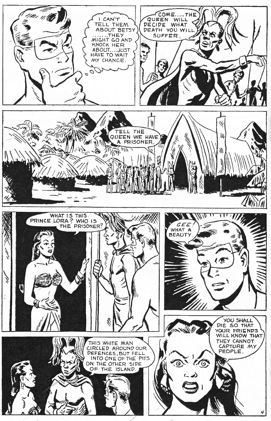 Read online Men of Mystery Comics comic -  Issue #62 - 30