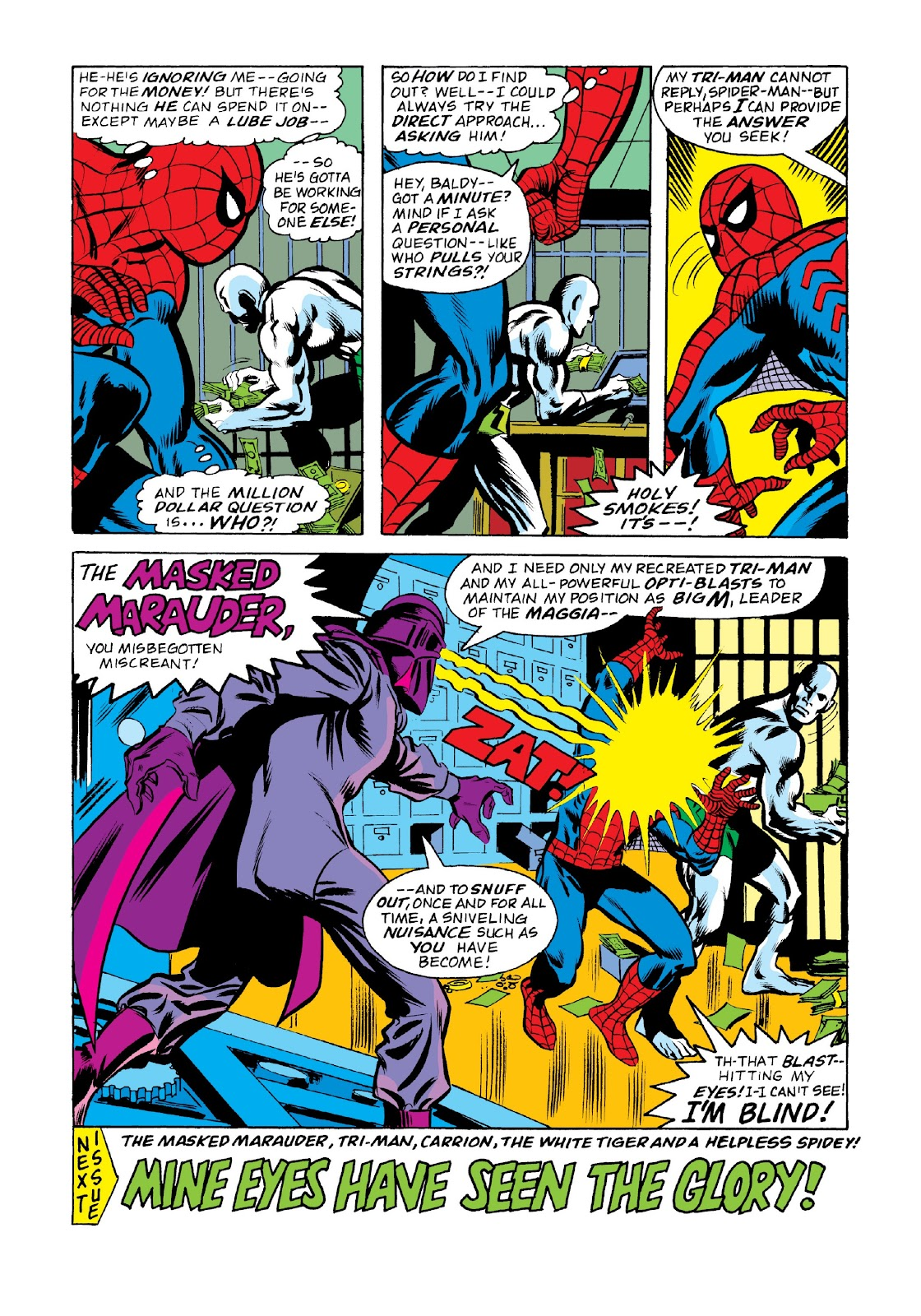 Read online Marvel Masterworks: The Spectacular Spider-Man comic -  Issue # TPB 2 (Part 2) - 88