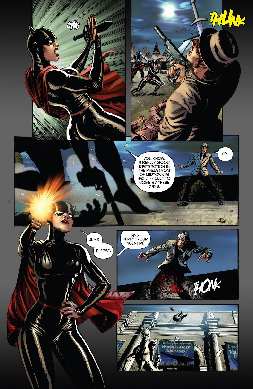 Read online Vampirella Strikes comic -  Issue #4 - 29