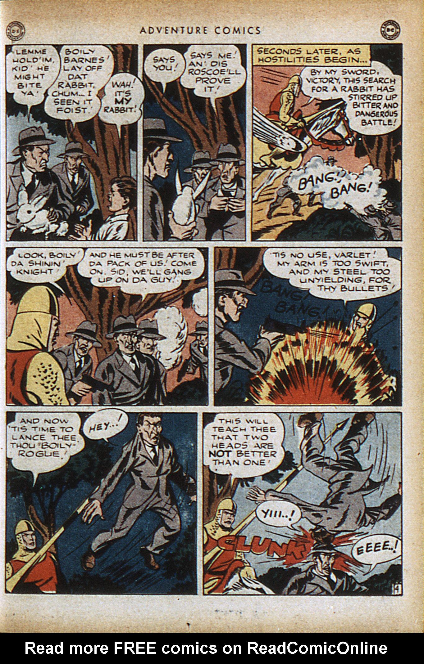 Read online Adventure Comics (1938) comic -  Issue #96 - 18