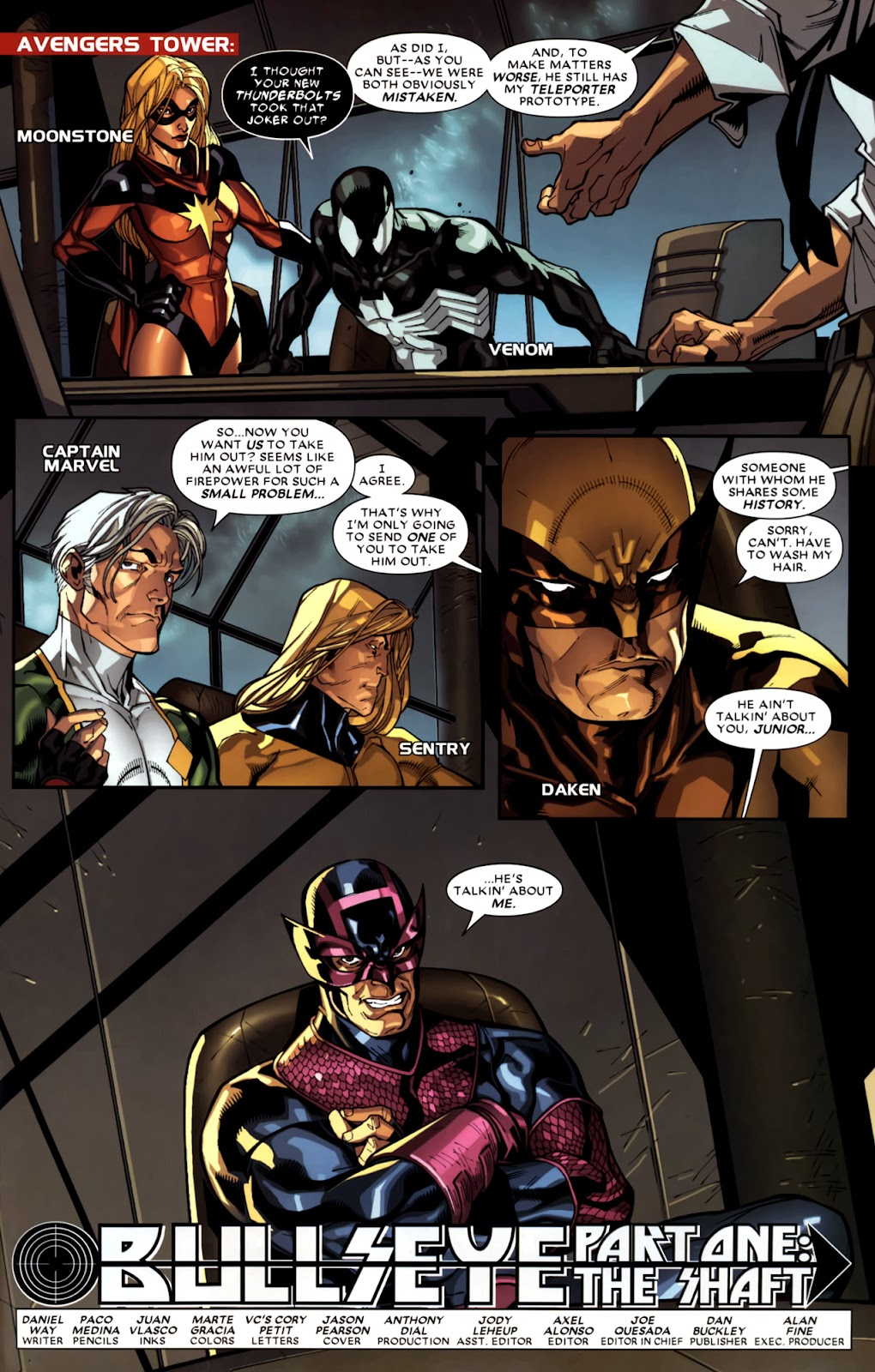 Read online Deadpool (2008) comic -  Issue #10 - 7