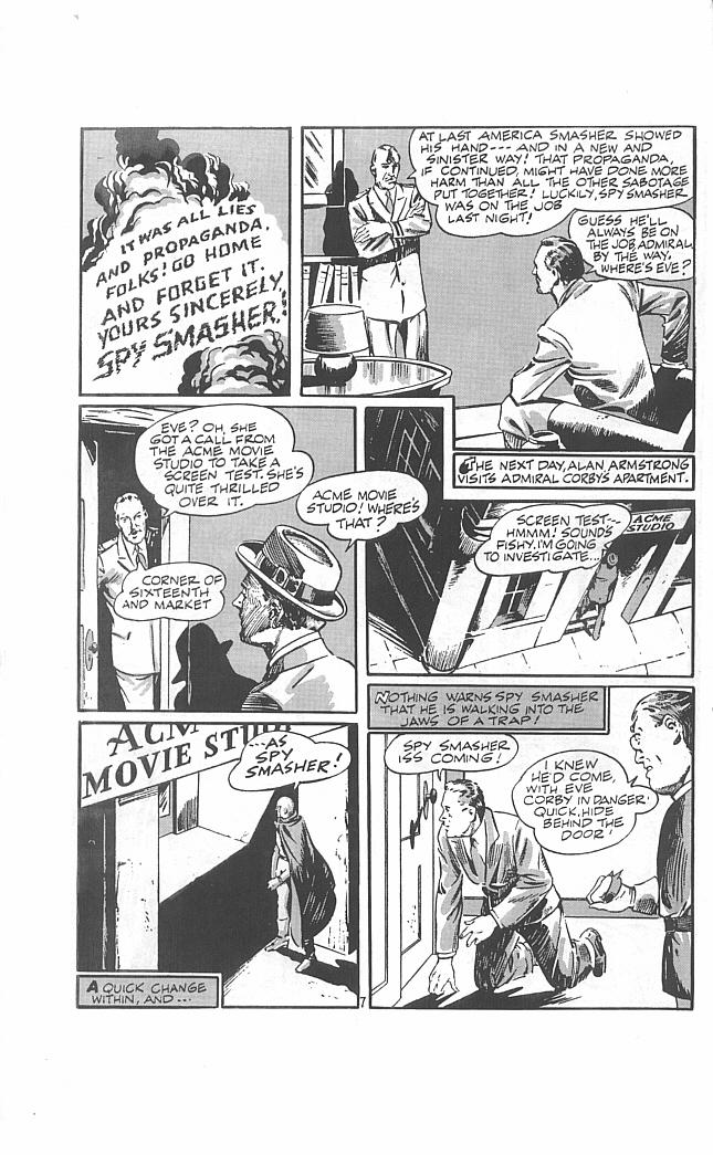 Read online Golden-Age Men of Mystery comic -  Issue #10 - 16