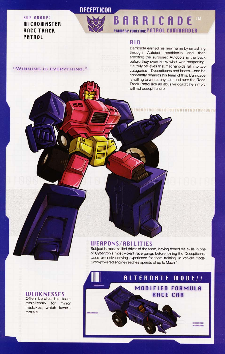 Read online Transformers: More than Meets the Eye comic -  Issue #1 - 19