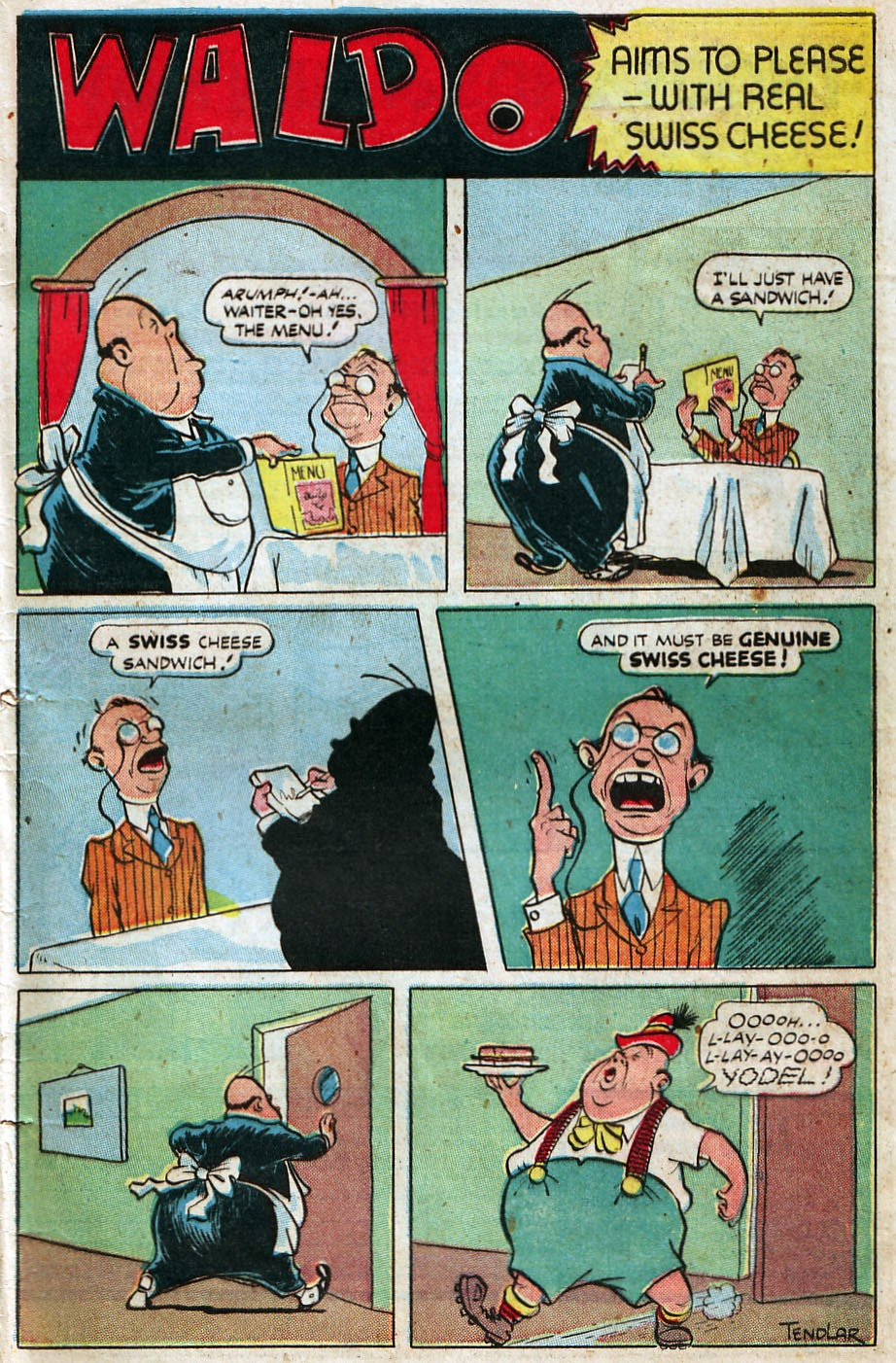 Jingle Jangle Comics issue 11 - Page 49
