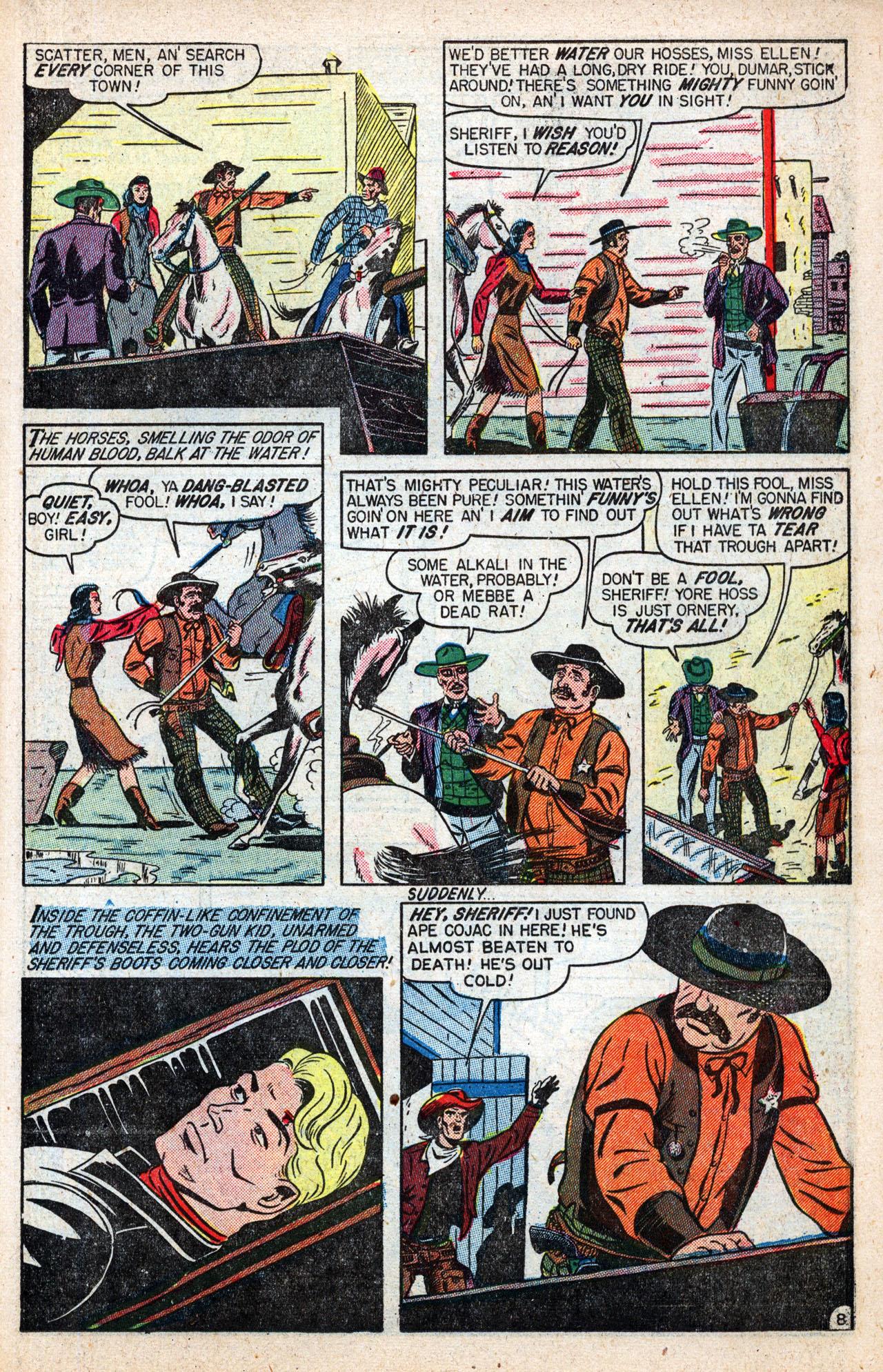 Read online Two-Gun Kid comic -  Issue #4 - 21