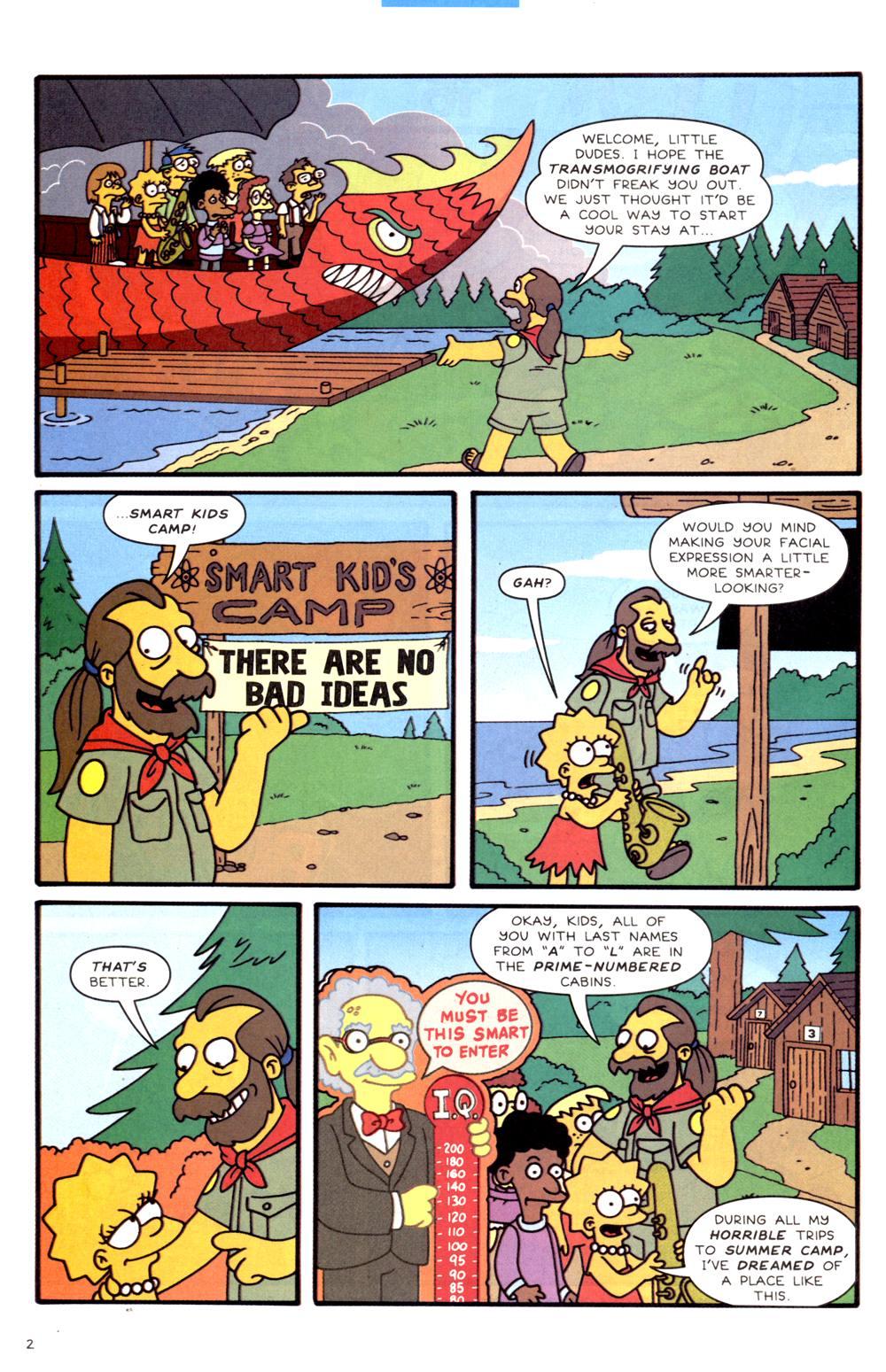 Read online Simpsons Comics comic -  Issue #82 - 18