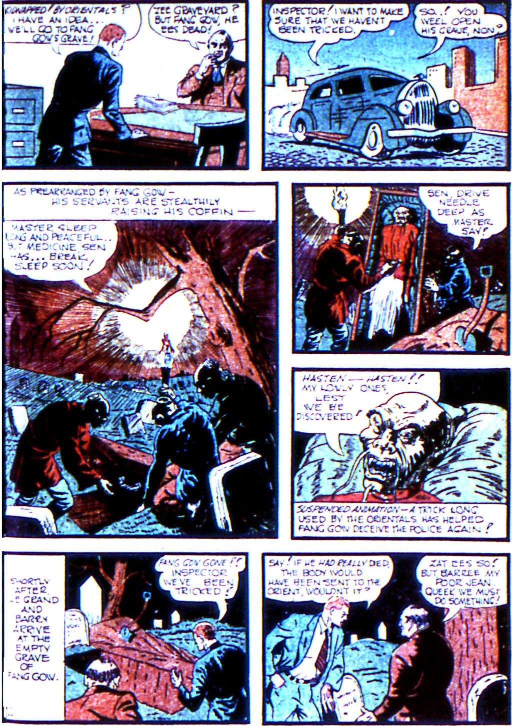 Read online Adventure Comics (1938) comic -  Issue #45 - 17