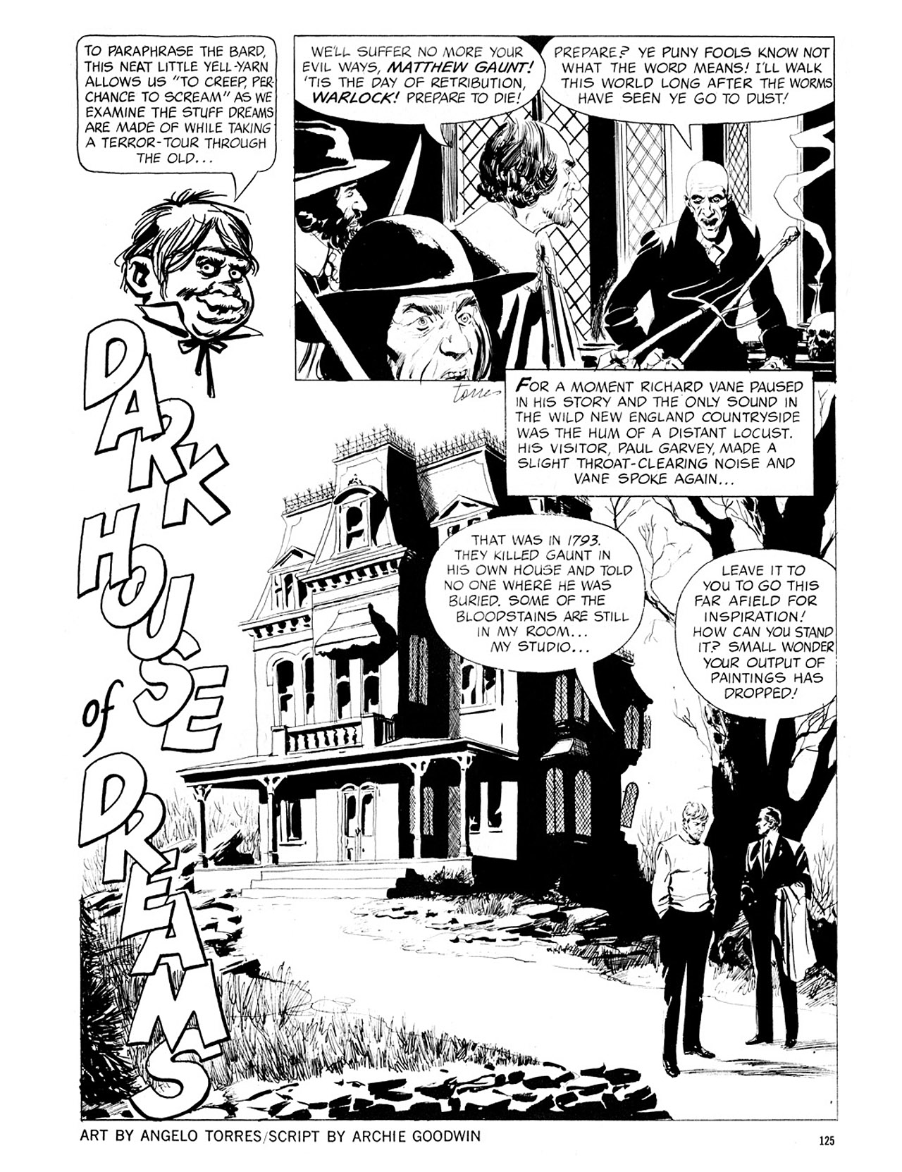Read online Eerie Archives comic -  Issue # TPB 4 - 126