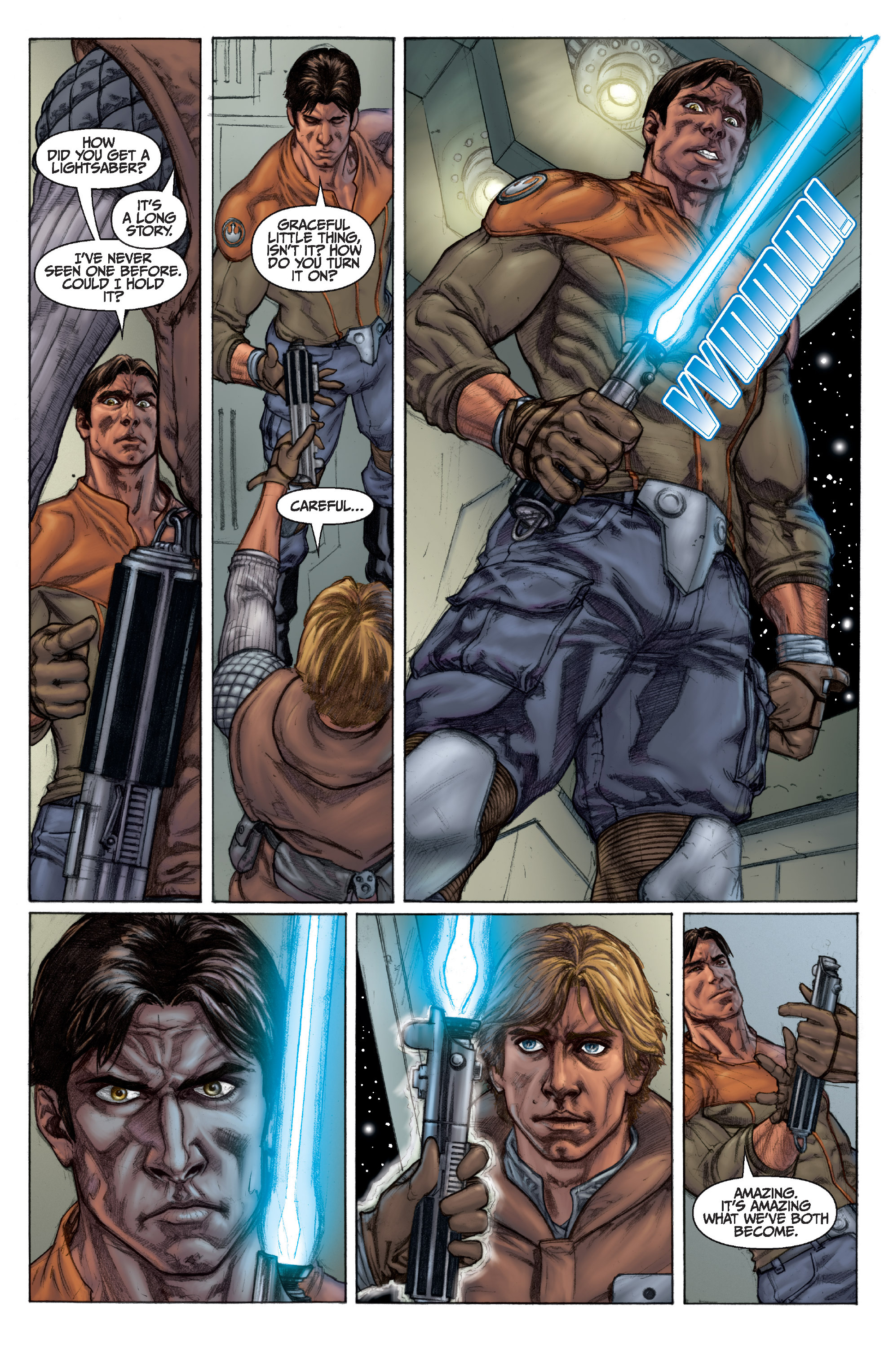 Read online Star Wars Omnibus comic -  Issue # Vol. 22 - 403