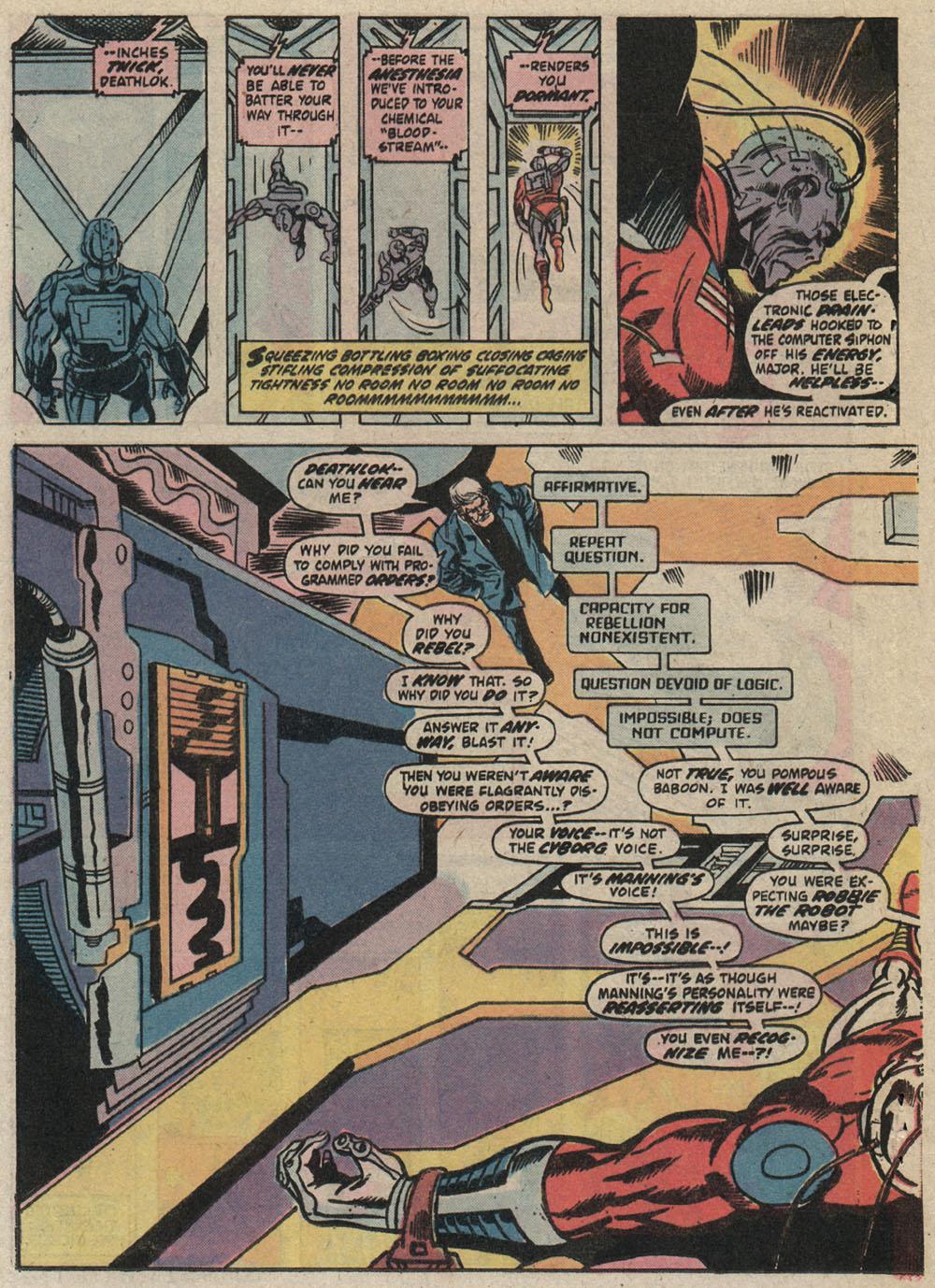 Read online Astonishing Tales (1970) comic -  Issue #25 - 14