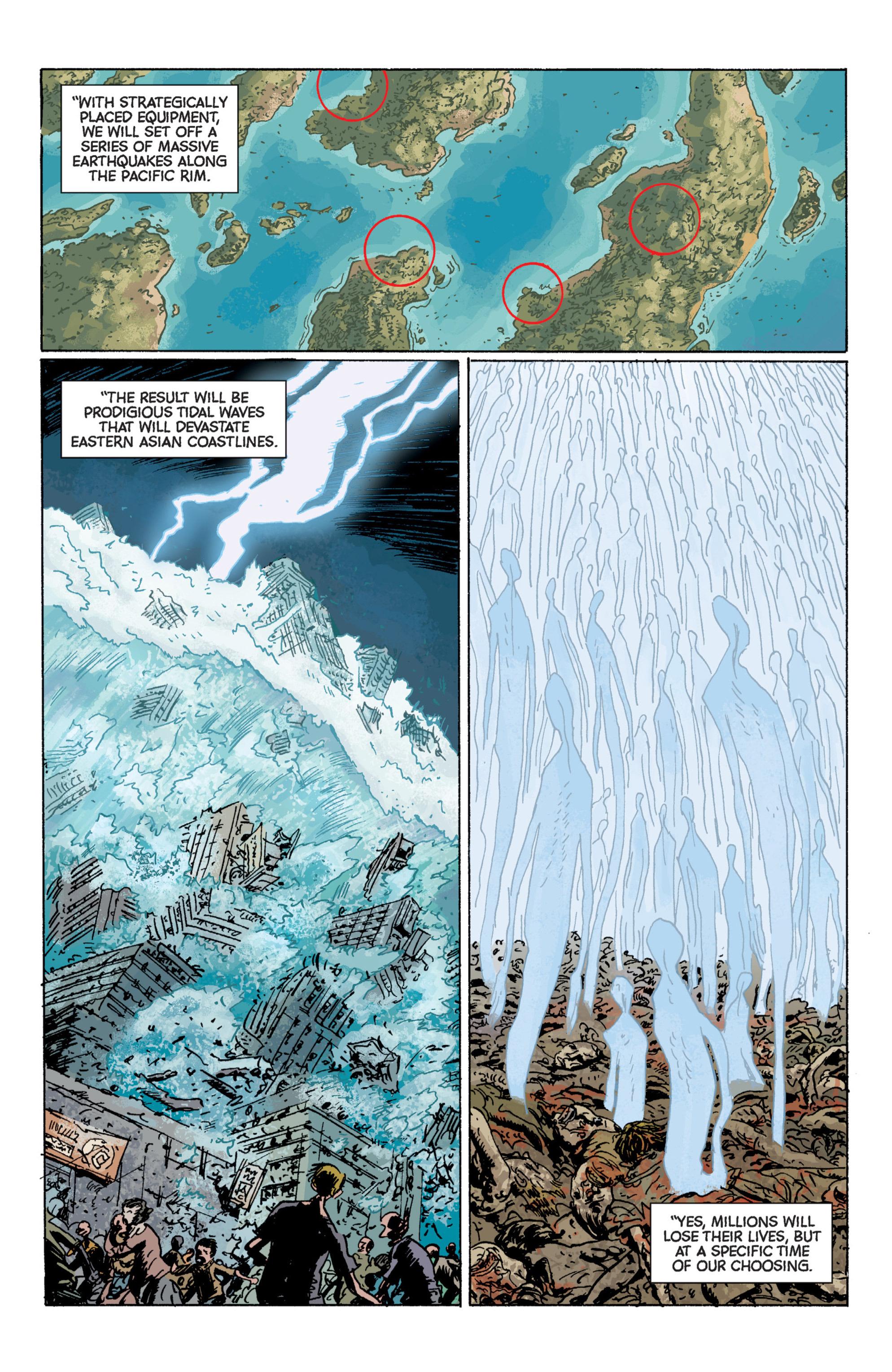 Read online B.P.R.D. (2003) comic -  Issue # TPB 7 - 99