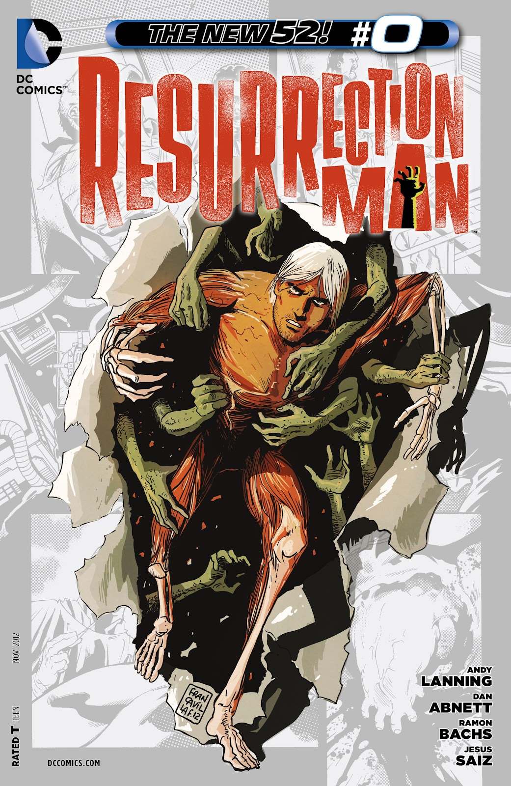 Resurrection Man (2011) 0 Page 1