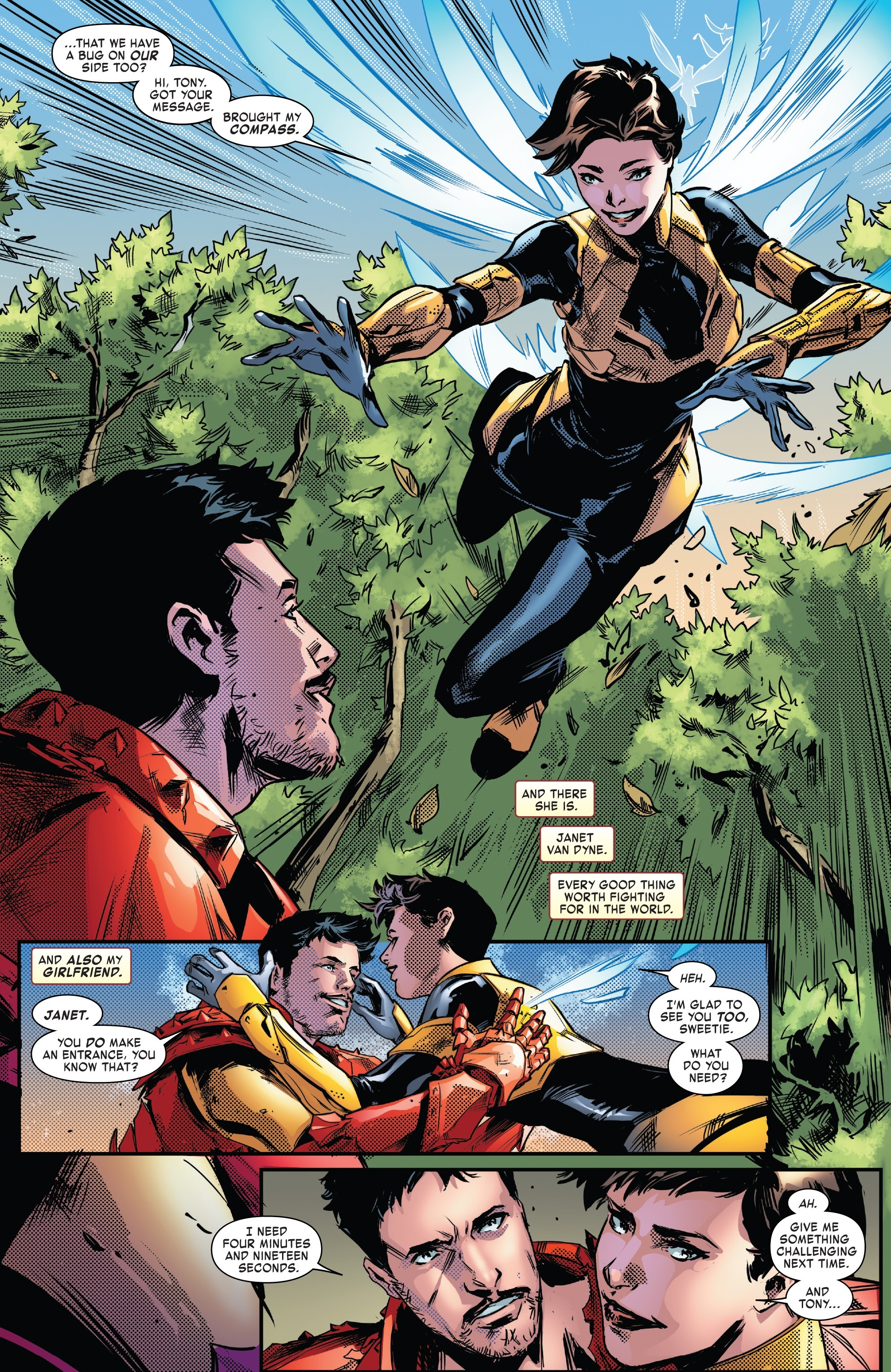 Read online Tony Stark: Iron Man comic -  Issue #13 - 18