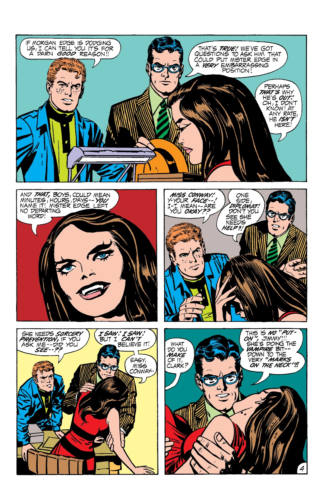 Read online Superman's Pal, Jimmy Olsen by Jack Kirby comic -  Issue # TPB (Part 2) - 94