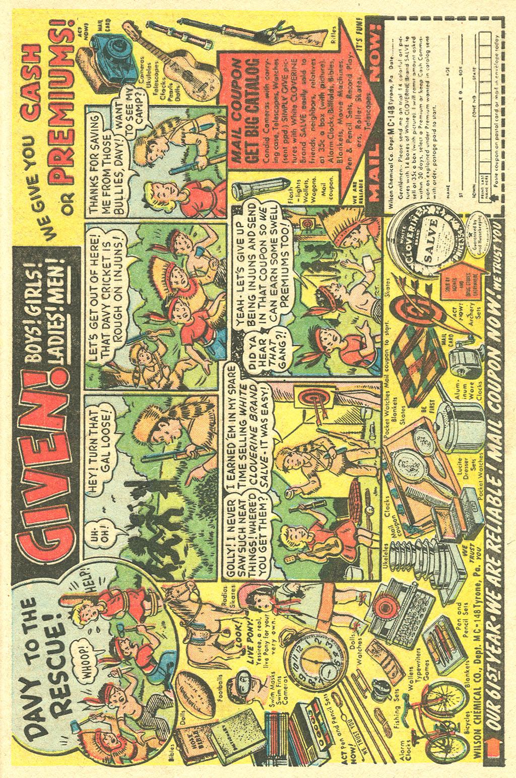 Read online Two-Gun Kid comic -  Issue #32 - 33
