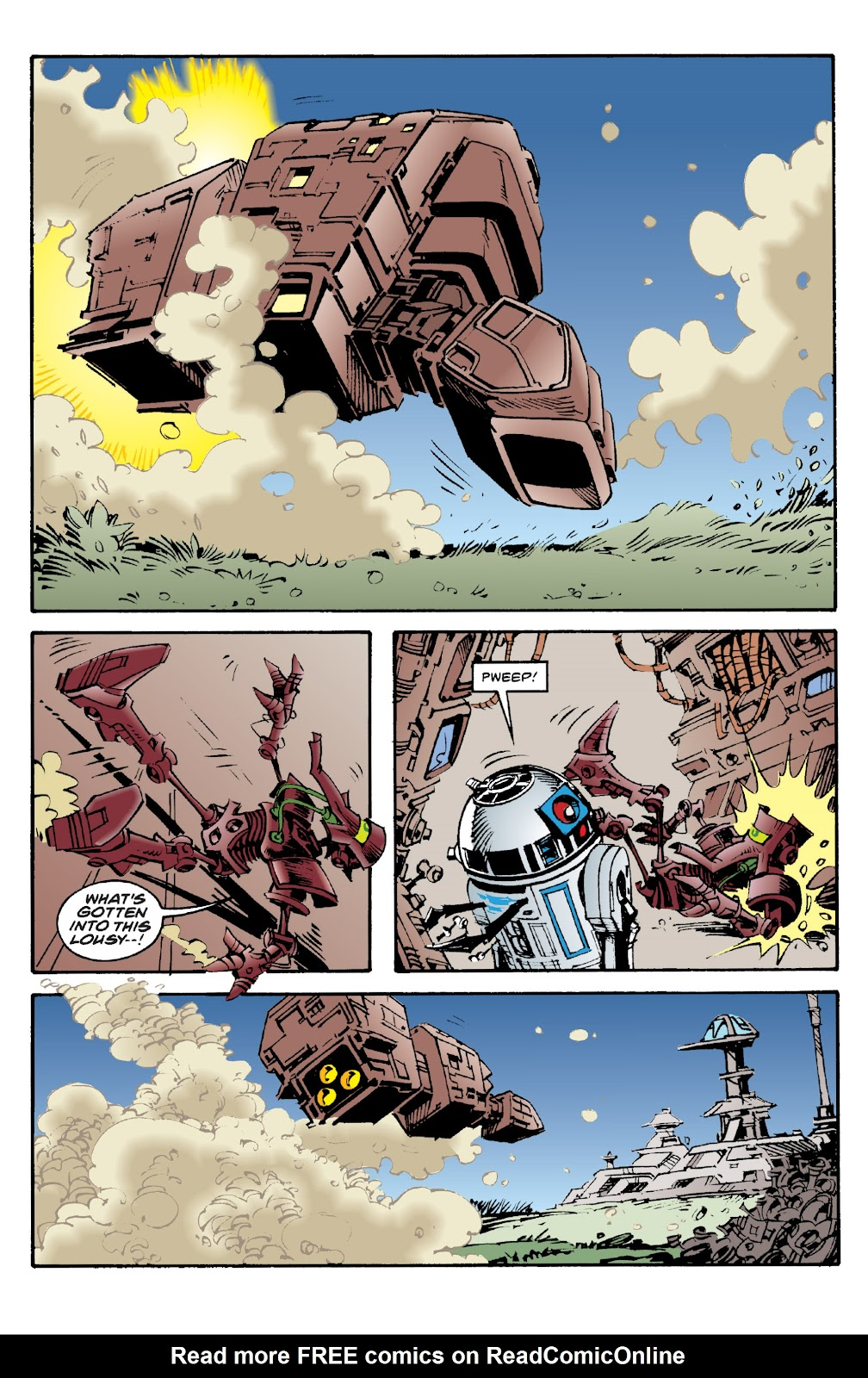 Read online Star Wars Legends Epic Collection: The Empire comic -  Issue # TPB 5 (Part 3) - 79