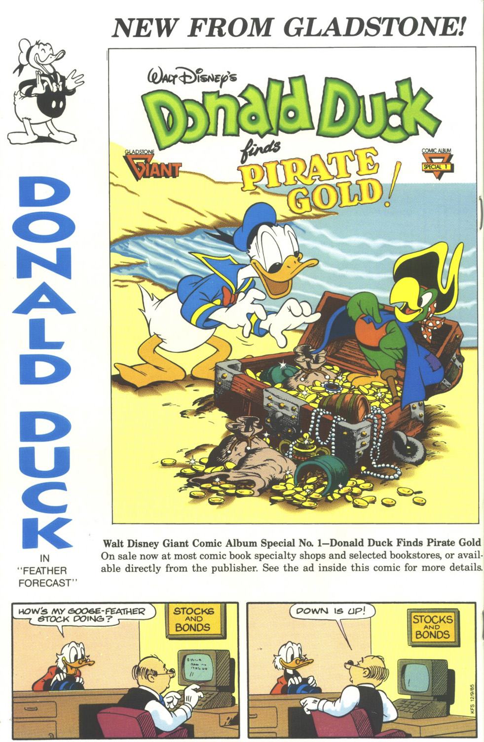 Read online Uncle Scrooge (1953) comic -  Issue #240 - 36