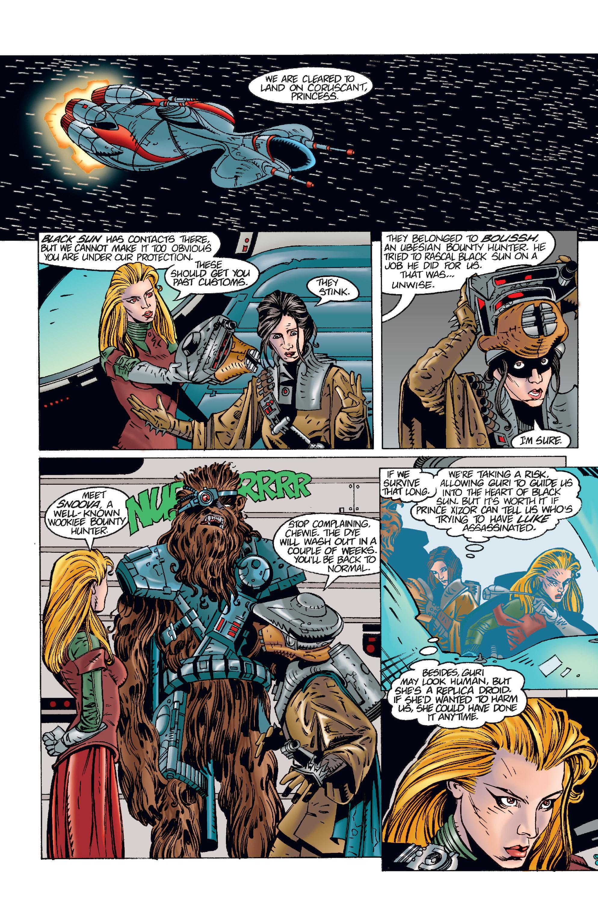 Read online Star Wars Omnibus comic -  Issue # Vol. 11 - 95