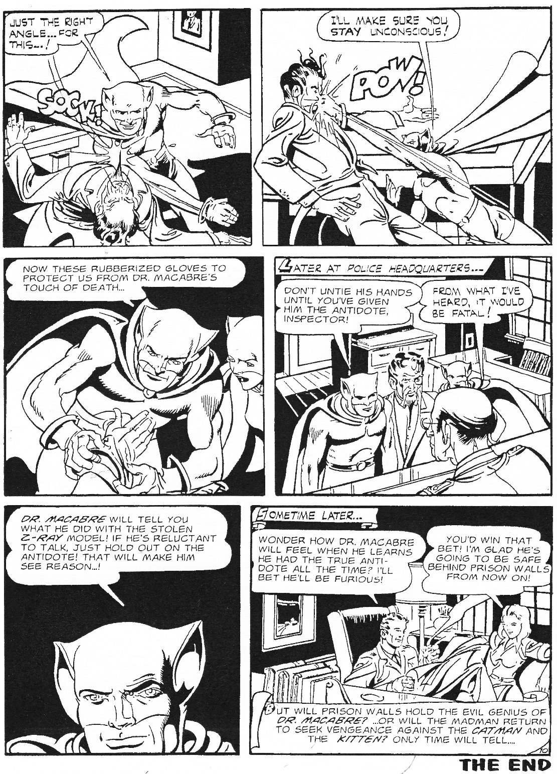 Read online Men of Mystery Comics comic -  Issue #74 - 62