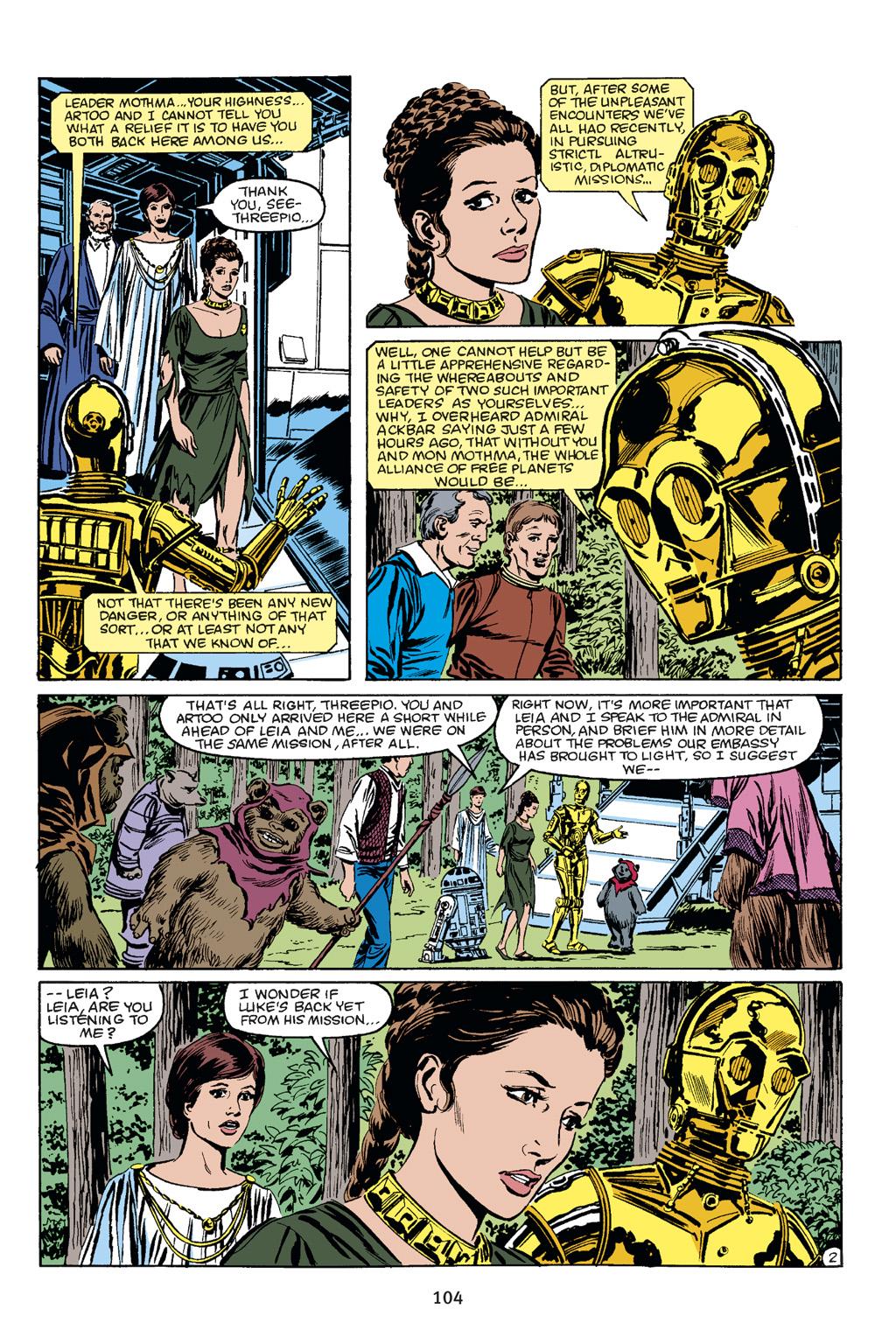 Read online Star Wars Omnibus comic -  Issue # Vol. 21 - 98