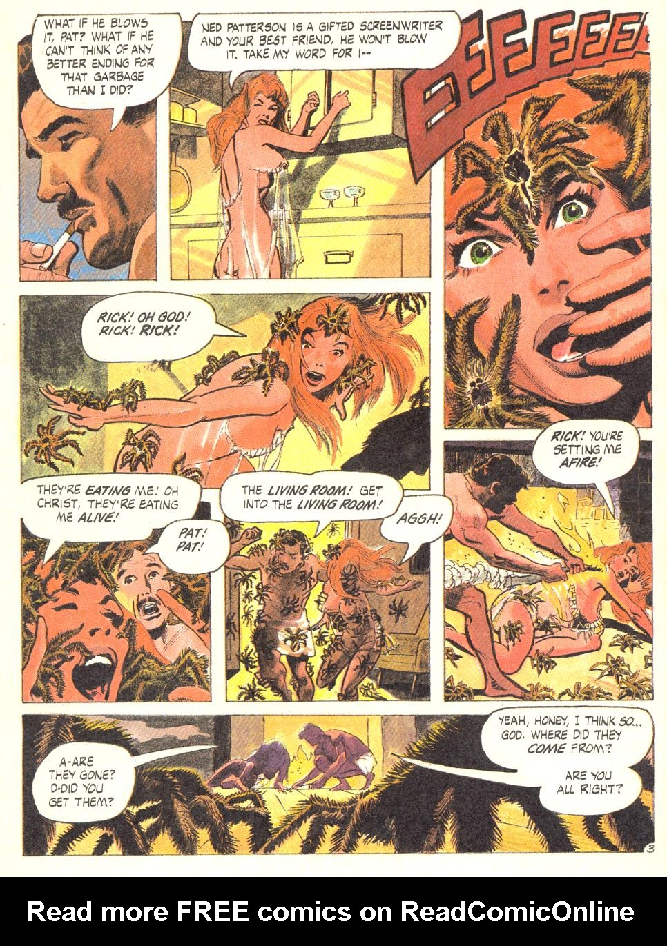 Read online Twisted Tales (1982) comic -  Issue #3 - 12
