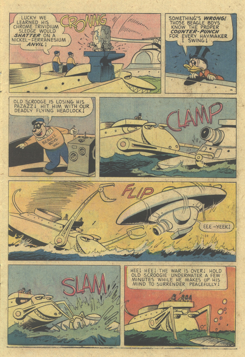 Read online Uncle Scrooge (1953) comic -  Issue #133 - 15