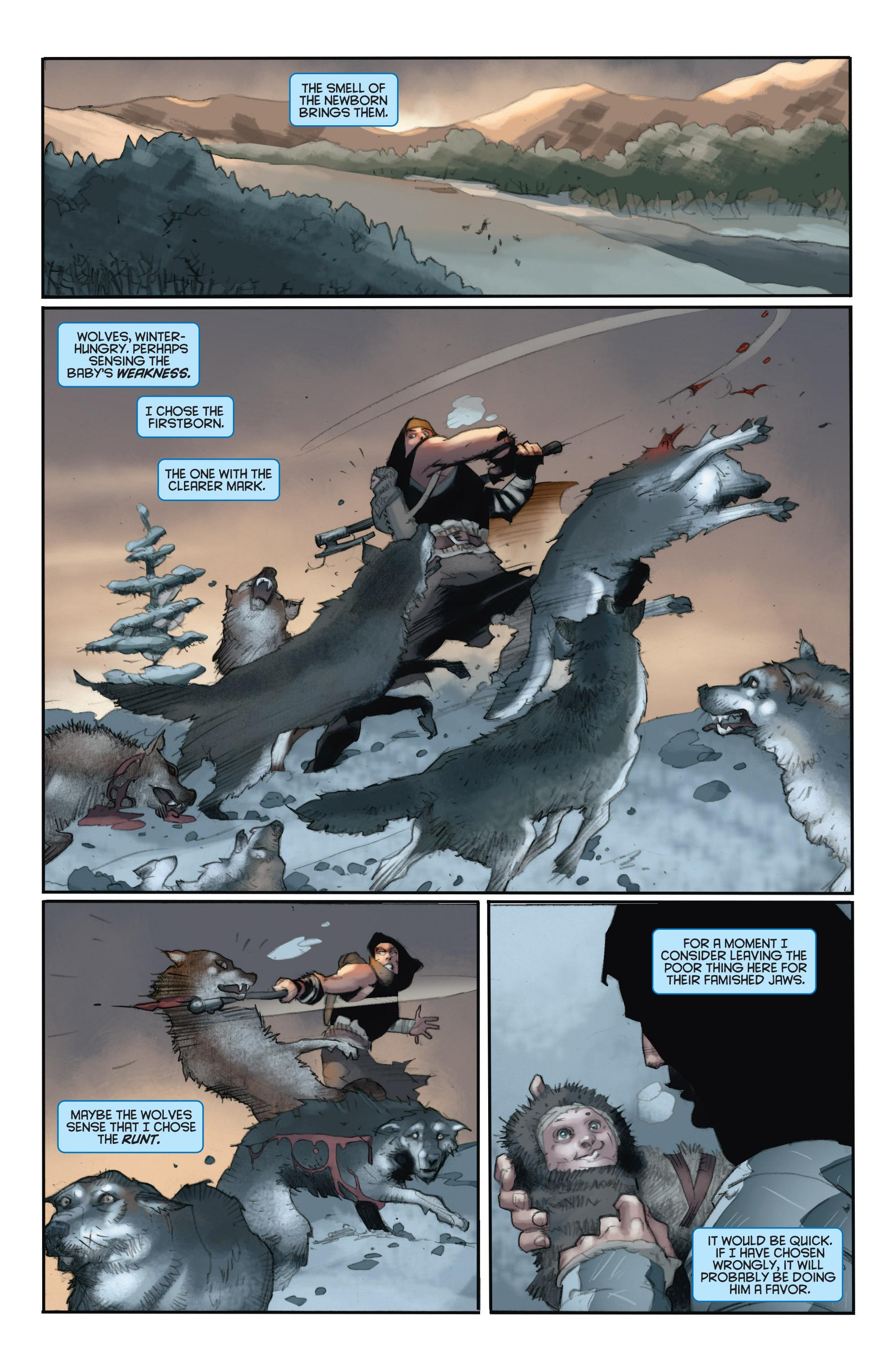Read online Eternal Warrior: Days of Steel comic -  Issue #2 - 7
