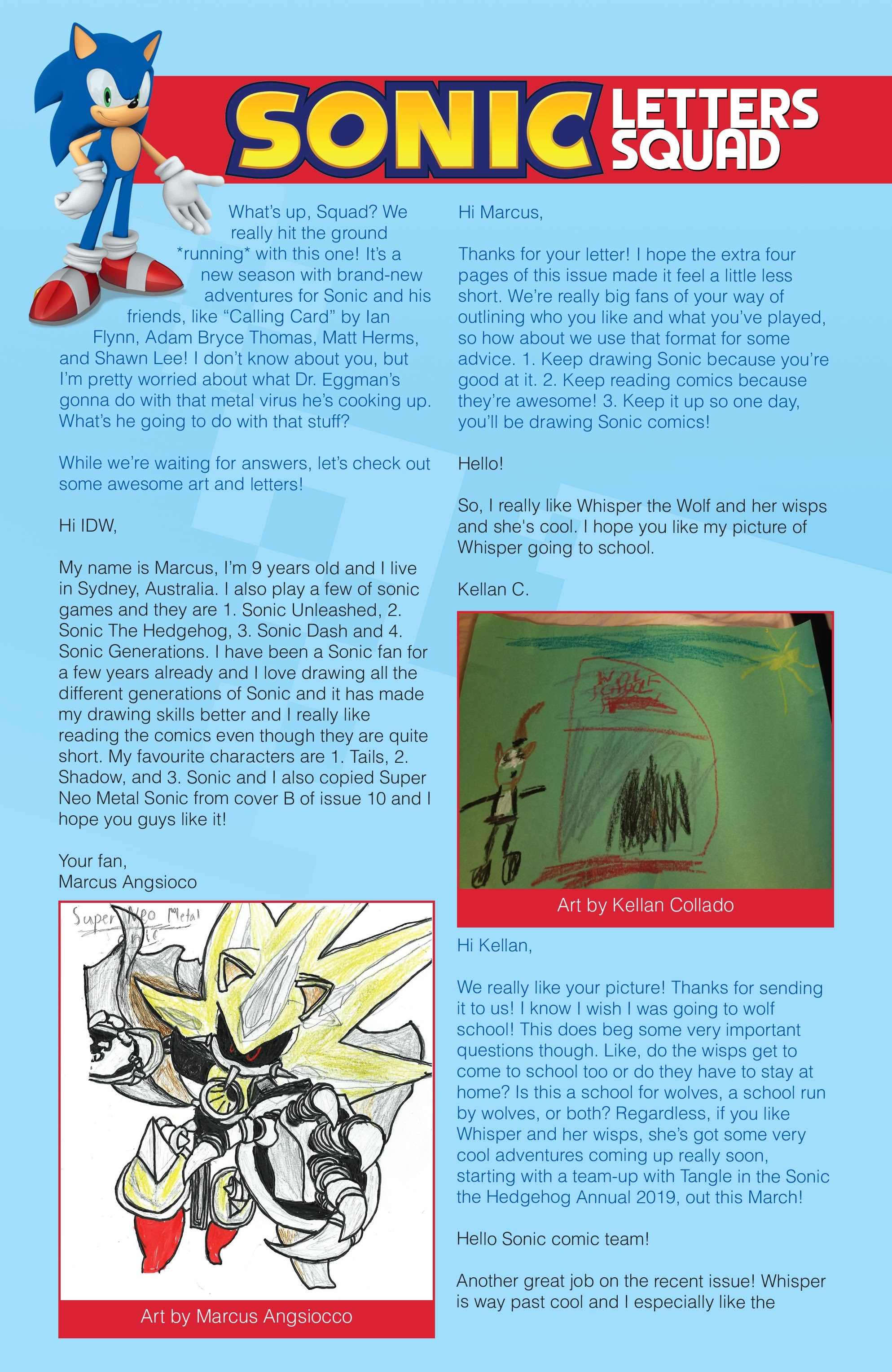 Read Online Sonic The Hedgehog 2018 Comic Issue 13