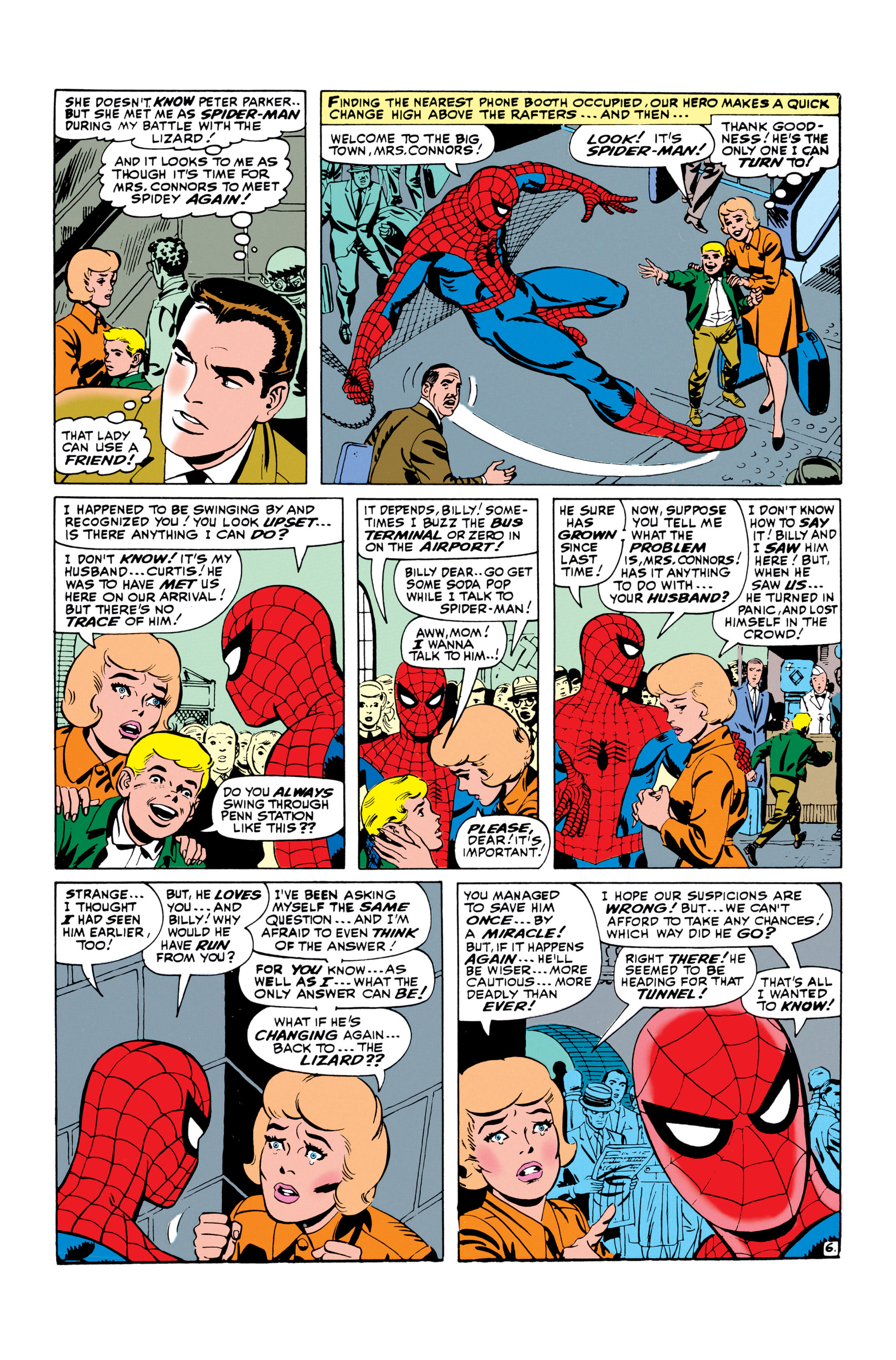 The Amazing Spider-Man (1963) 44 Page 6