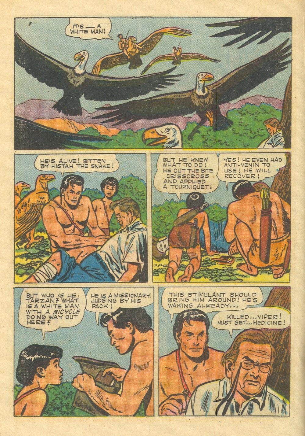 Tarzan (1948) issue 65 - Page 20