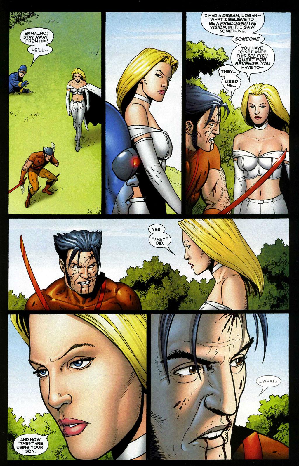Read online Wolverine: Origins comic -  Issue #5 - 8