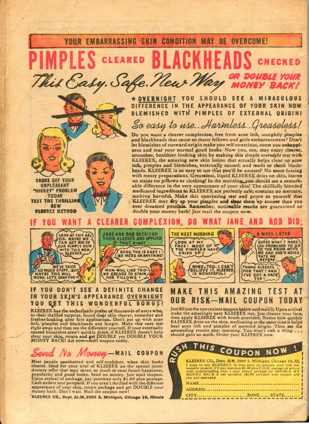 Read online Famous Funnies comic -  Issue #147 - 50