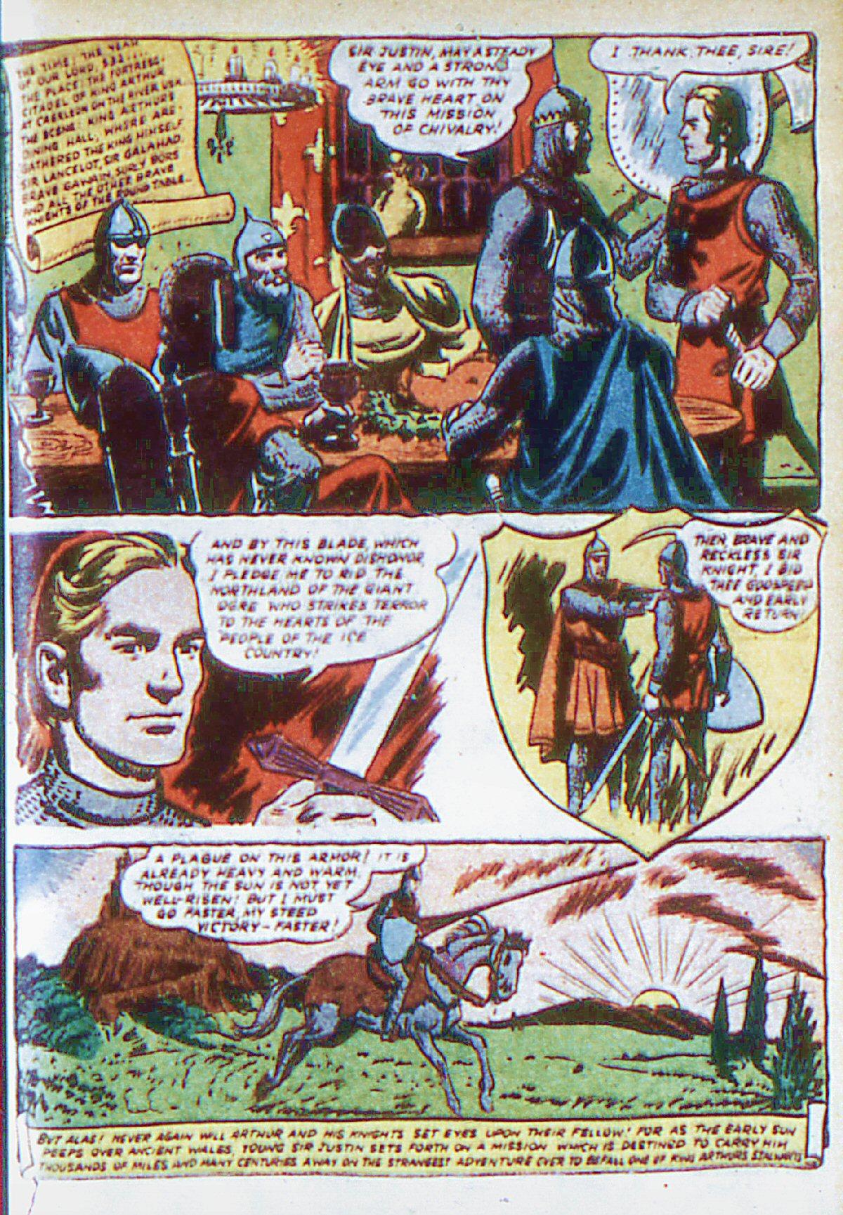 Read online Adventure Comics (1938) comic -  Issue #66 - 18