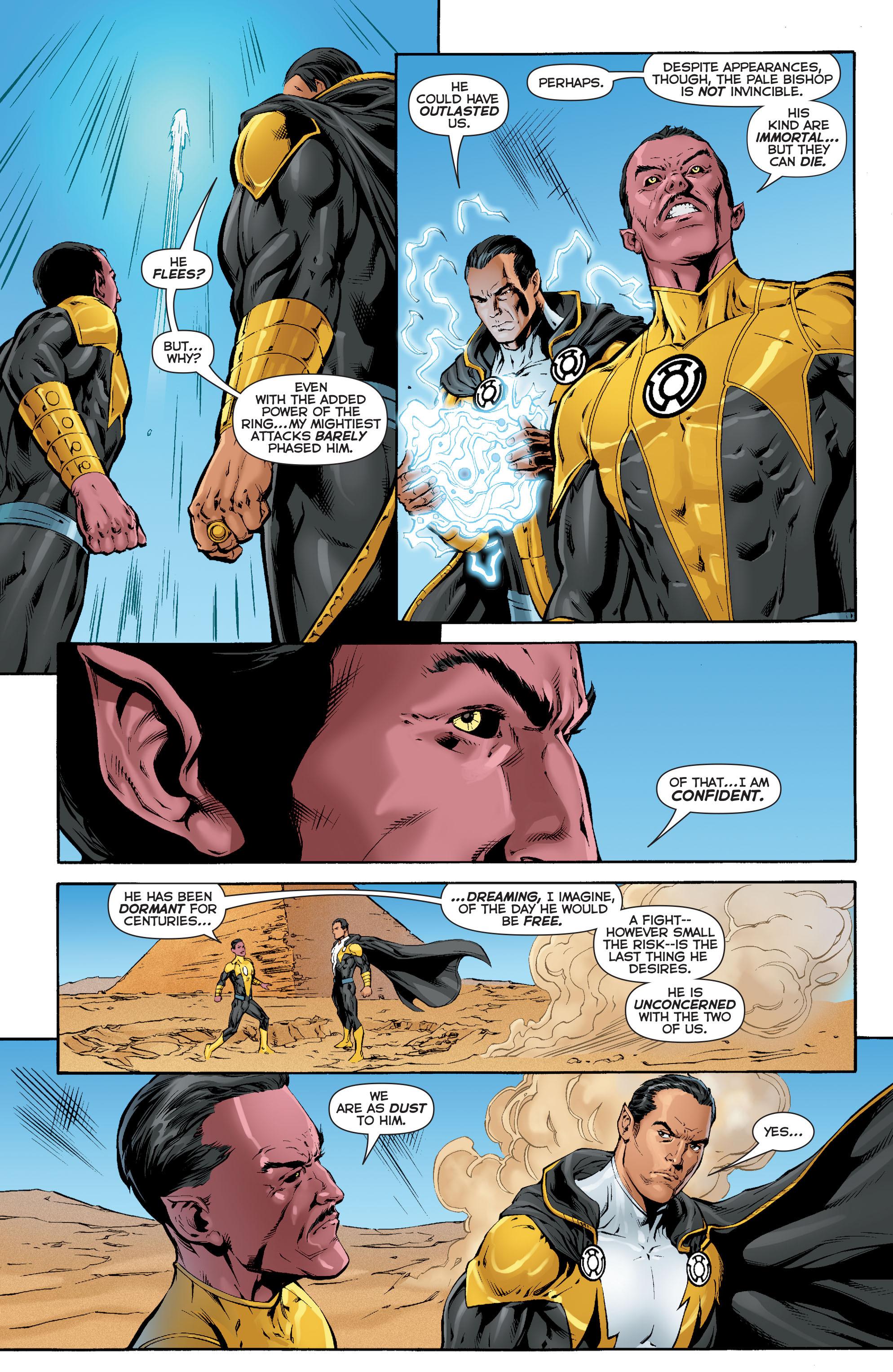 Read online Sinestro comic -  Issue #17 - 16