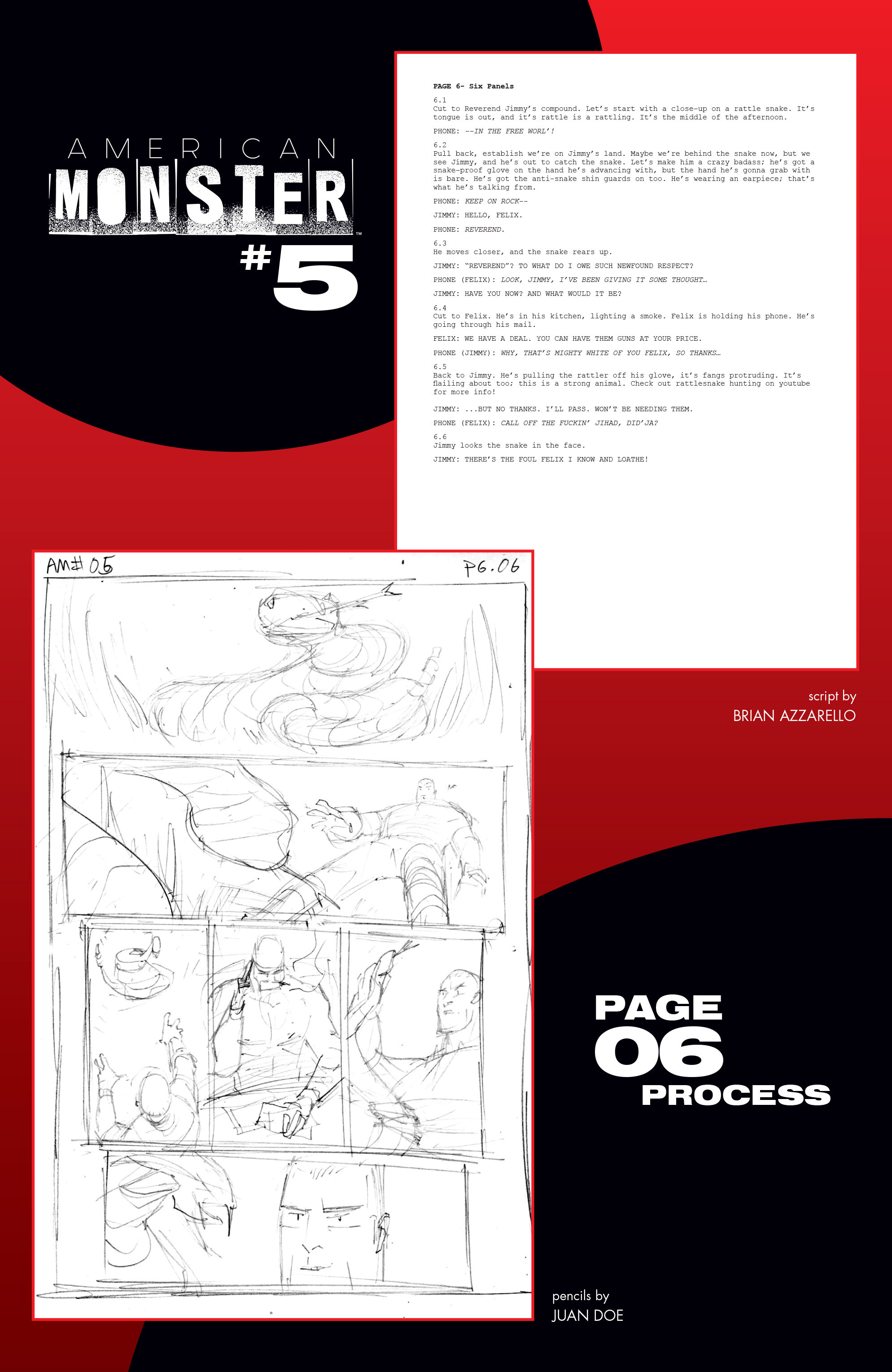 Read online American Monster comic -  Issue #5 - 24