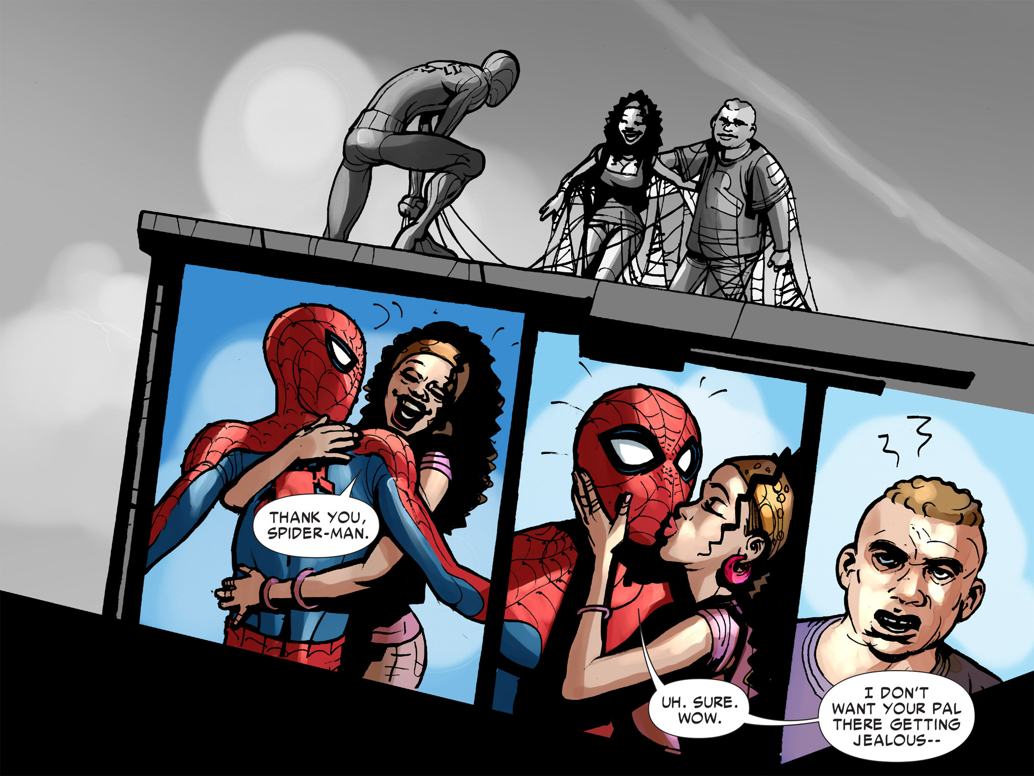 Read online Amazing Spider-Man: Who Am I? comic -  Issue # Full (Part 1) - 236