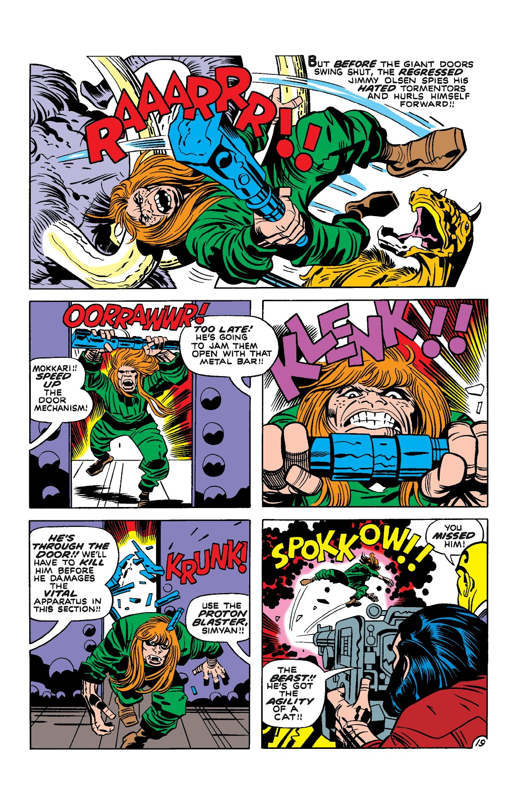 Read online Superman's Pal, Jimmy Olsen by Jack Kirby comic -  Issue # TPB (Part 4) - 6