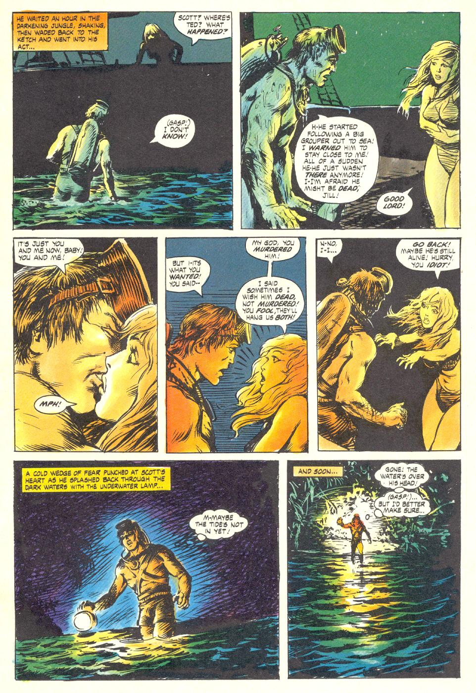 Read online Twisted Tales (1982) comic -  Issue #3 - 27