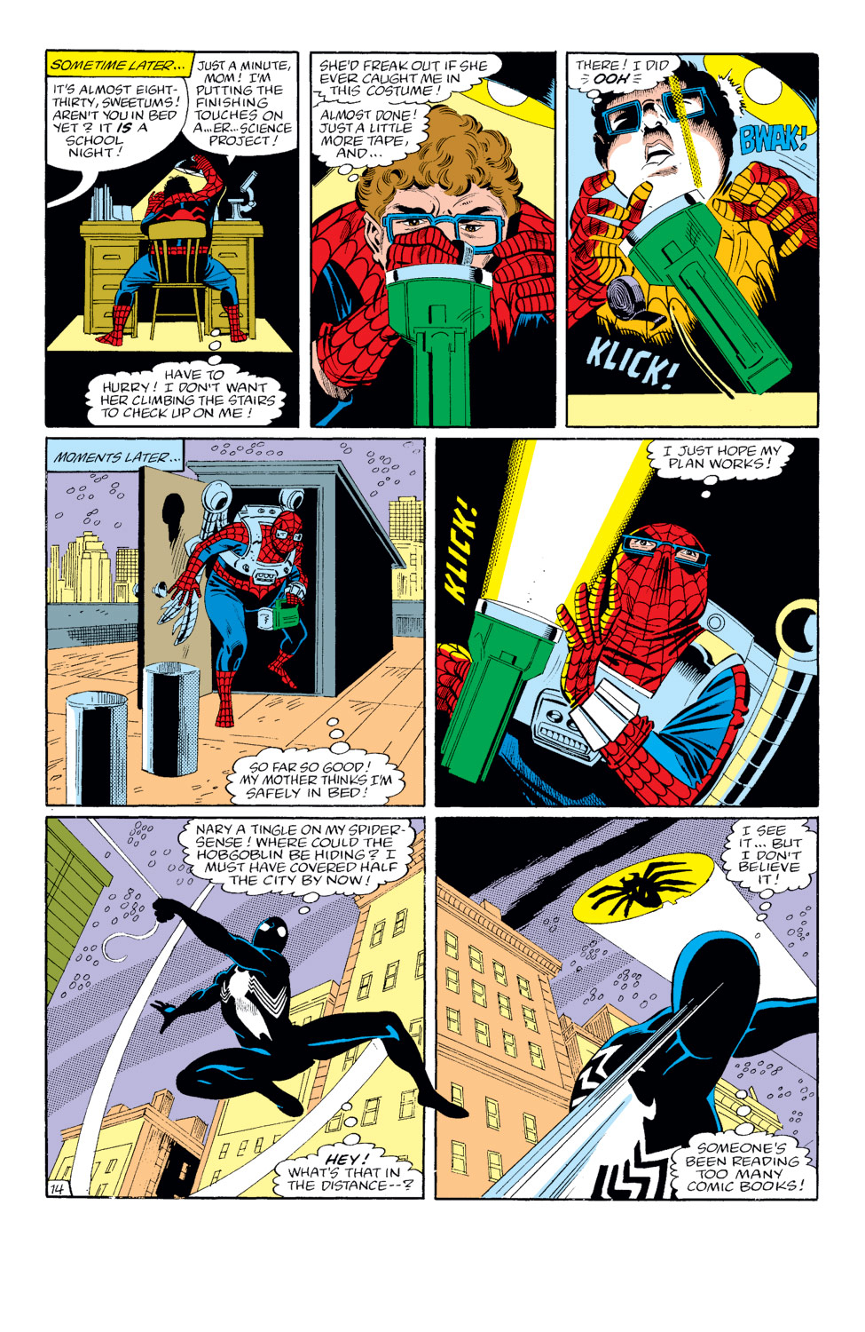 The Amazing Spider-Man (1963) 263 Page 14