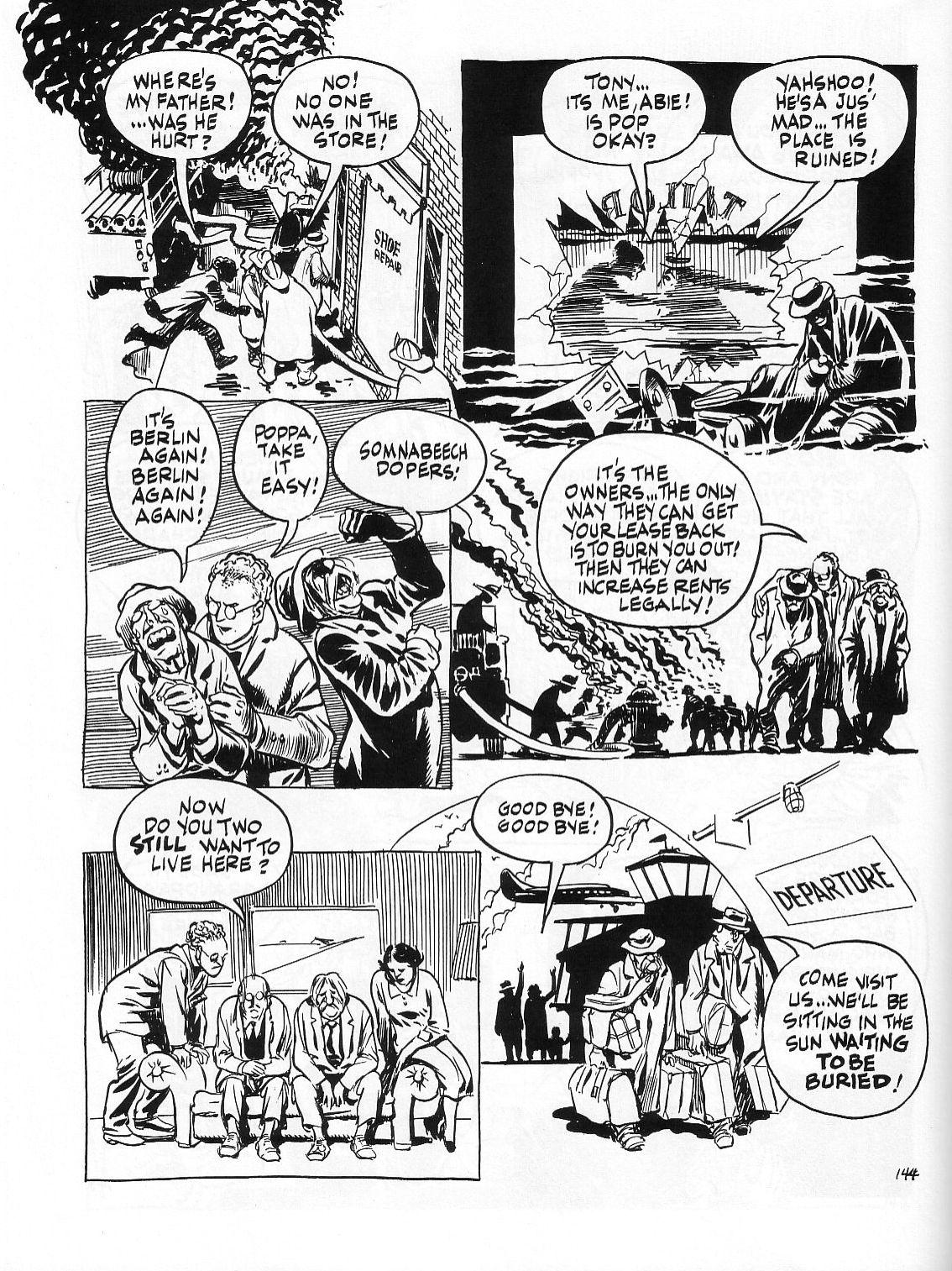 Read online Dropsie Avenue, The Neighborhood comic -  Issue # Full - 146