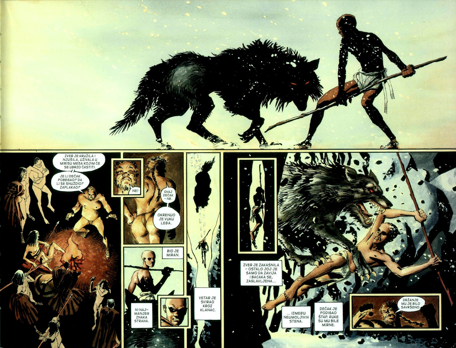 Read online 300 (2007) comic -  Issue # TPB - 14